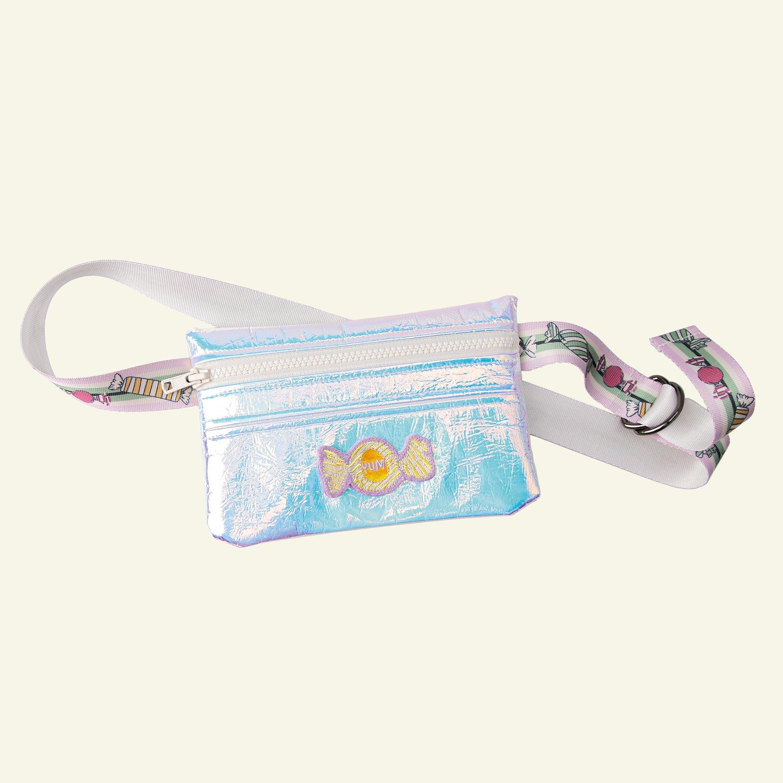 Patch candy 36x70mm yell/purpl 1pc p90328_824045_82409_26523_sskit