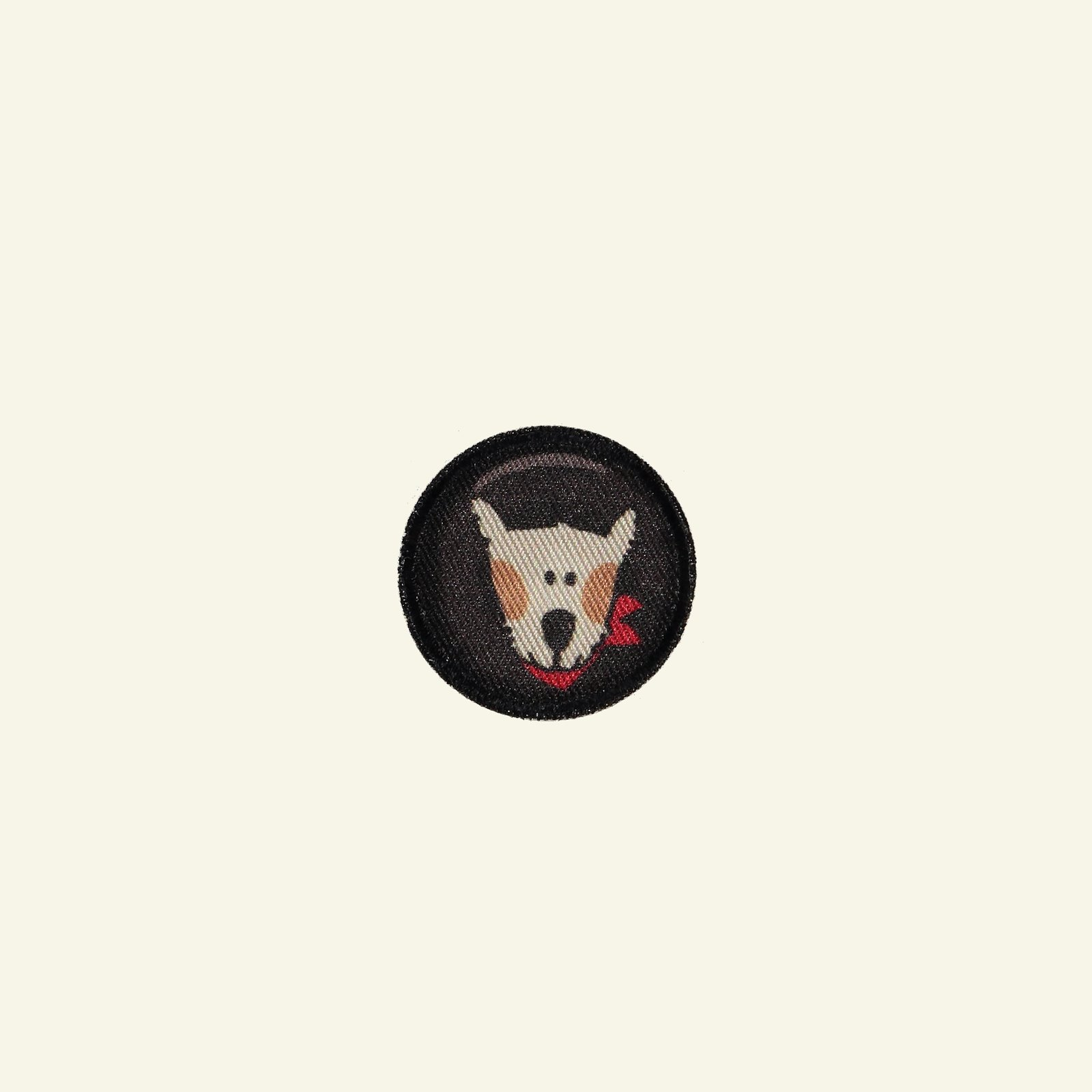 Patch dog 37x37 1pc 26483_pack