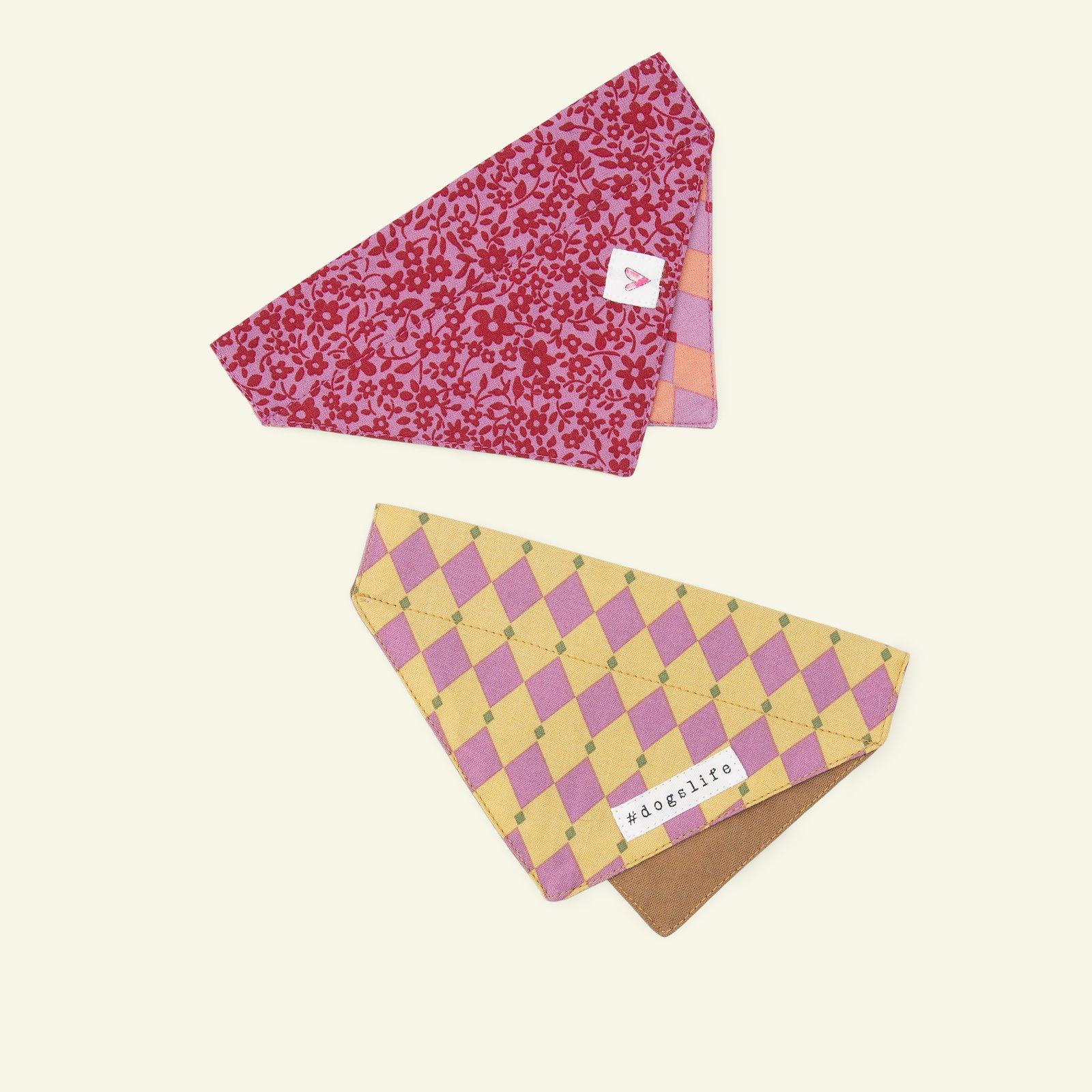 Patch kit dog nature/pink 3 pcs DIY9017_852413_852410_24848_852411_780540_24849_sskit