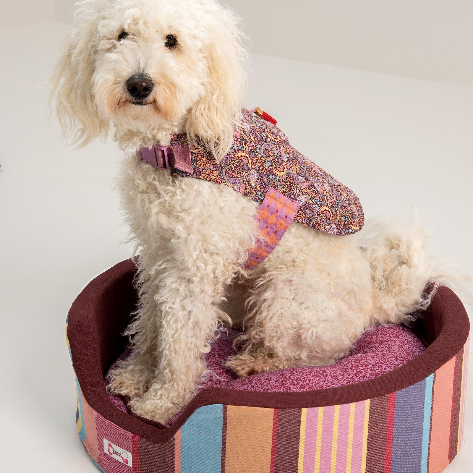 Patch kit dog nature/pink 3 pcs p90348_780550_410144_852413_24848_bundle