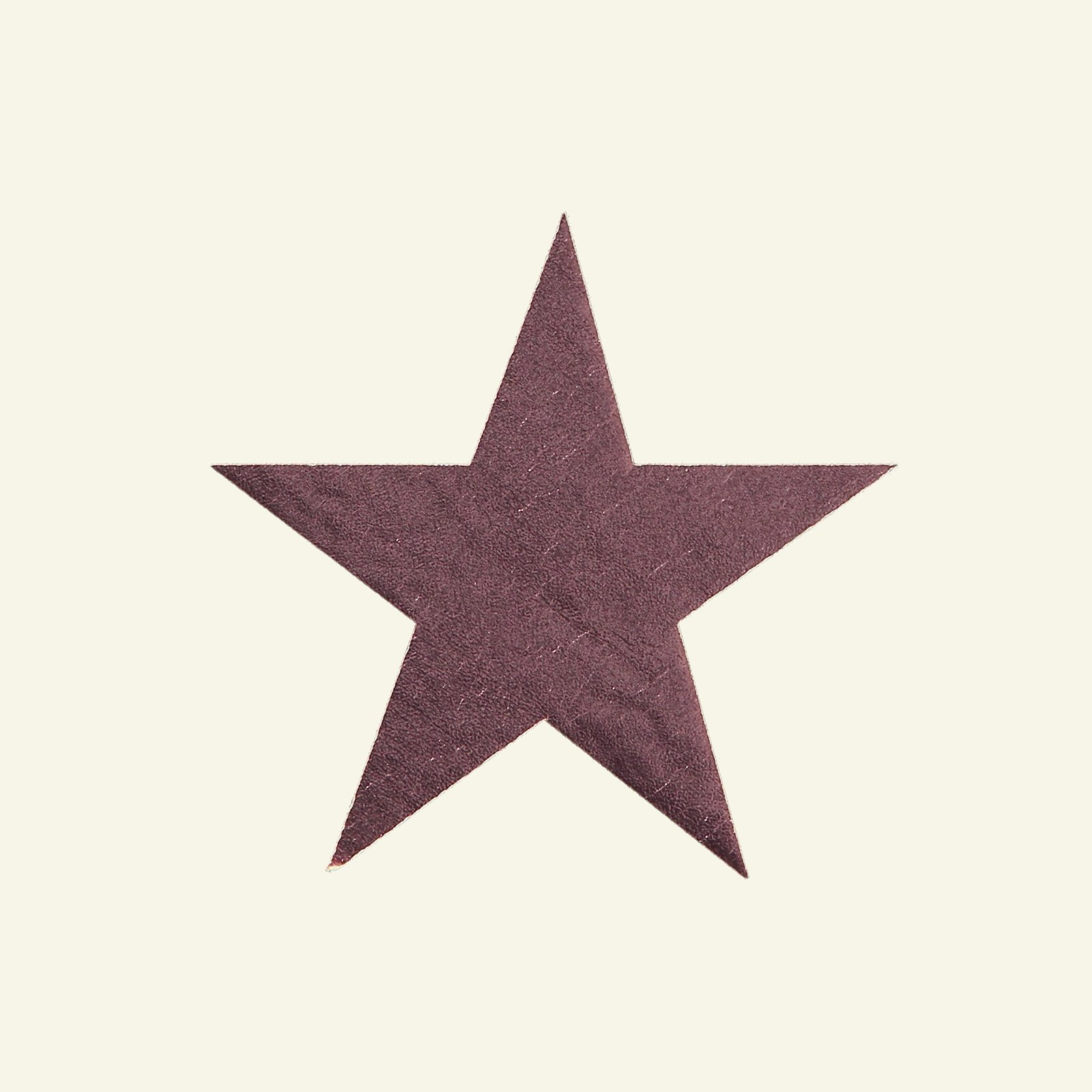 Patch star 79x72 light red 1pc 26492_pack