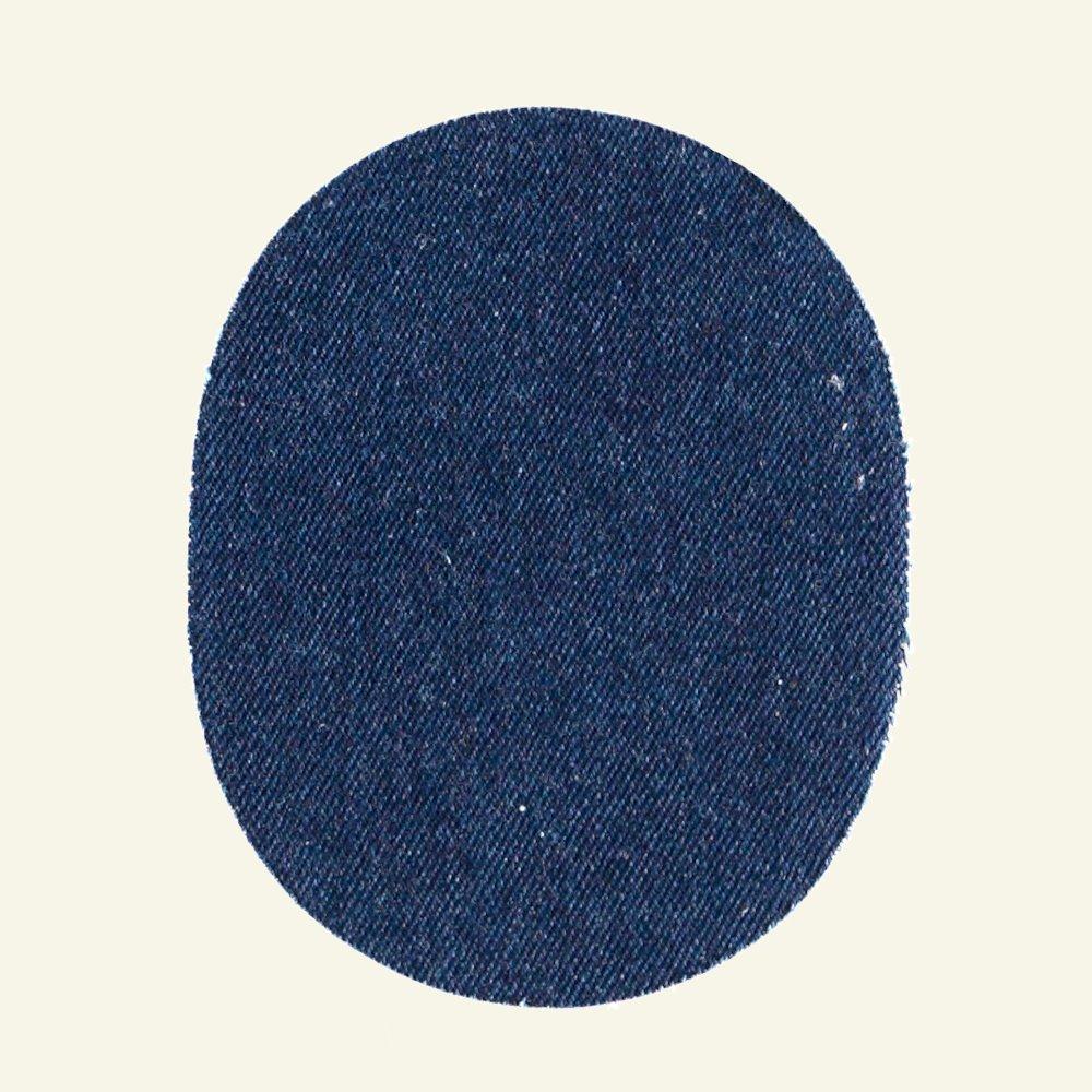 Patches denim 12x9cm blue 2pcs 94097_pack
