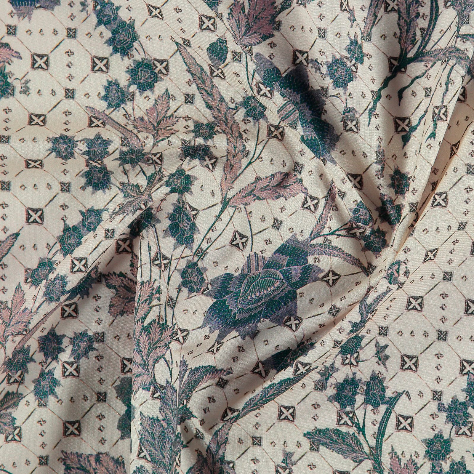 Percale sand with dusty purple flowers 780556_pack