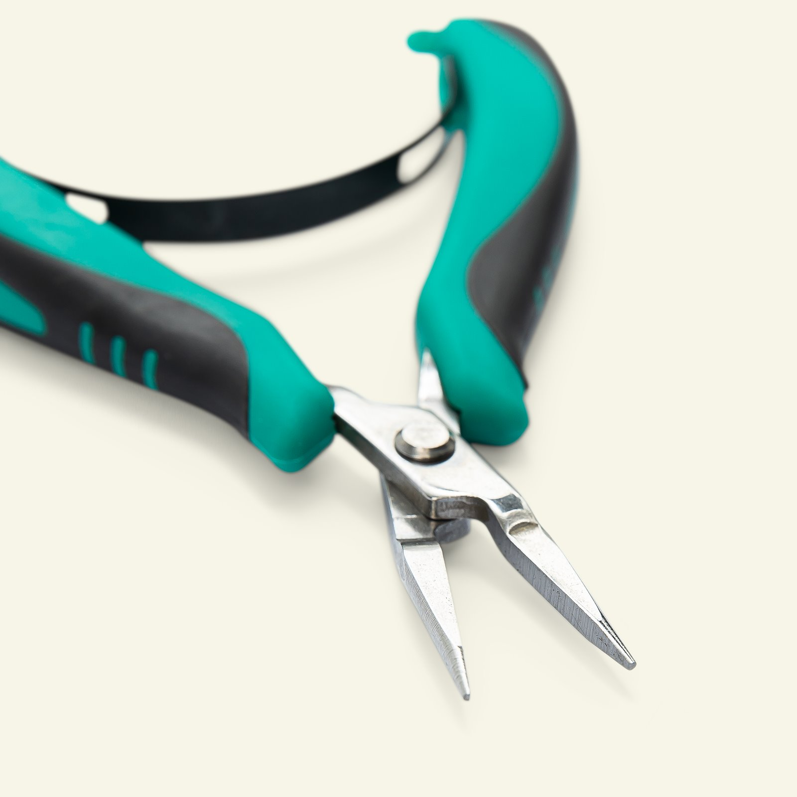 Plier flat nose for jewellery making 1pc 74106_pack_c