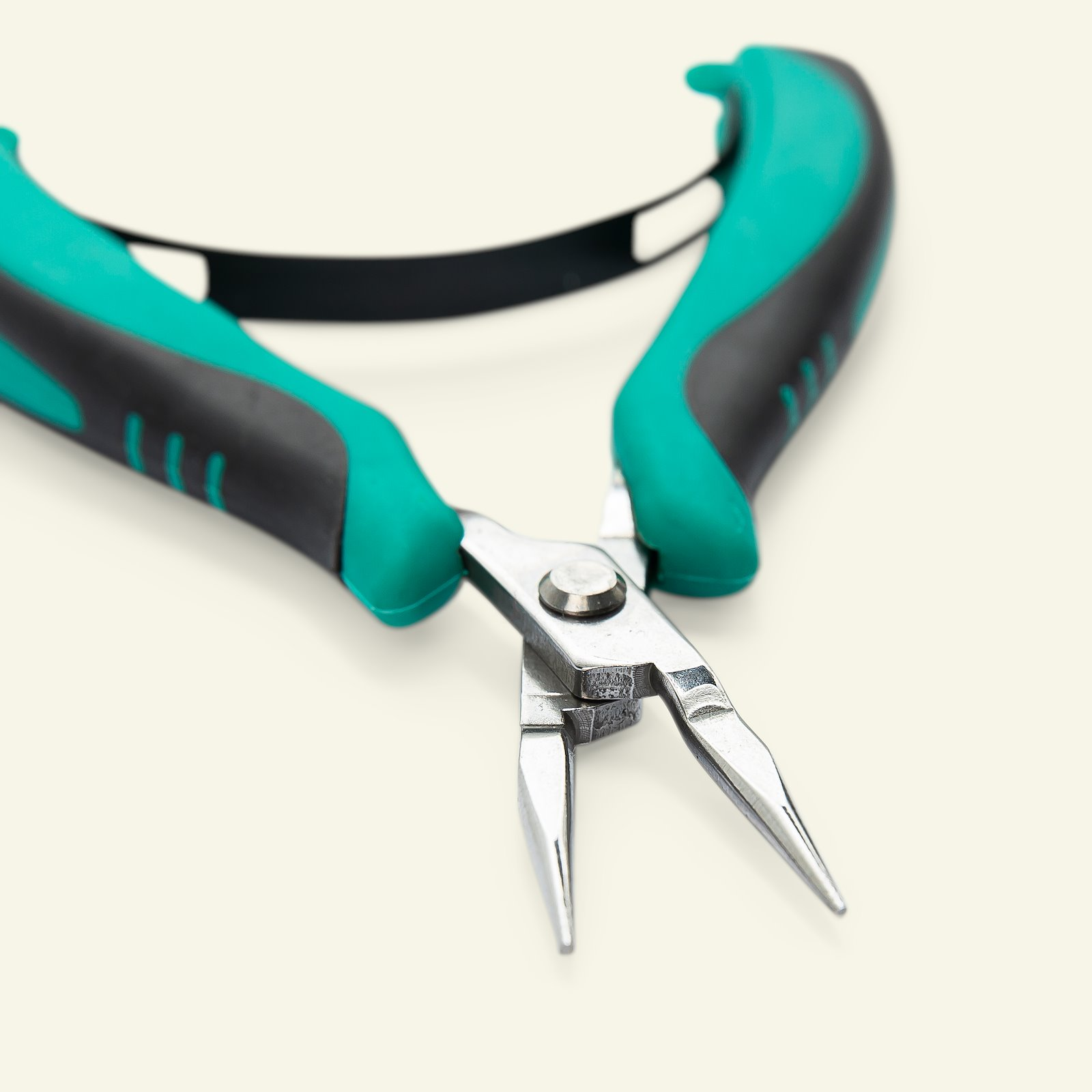 Plier round nose f/jewellery making 1pc 74107_pack_c