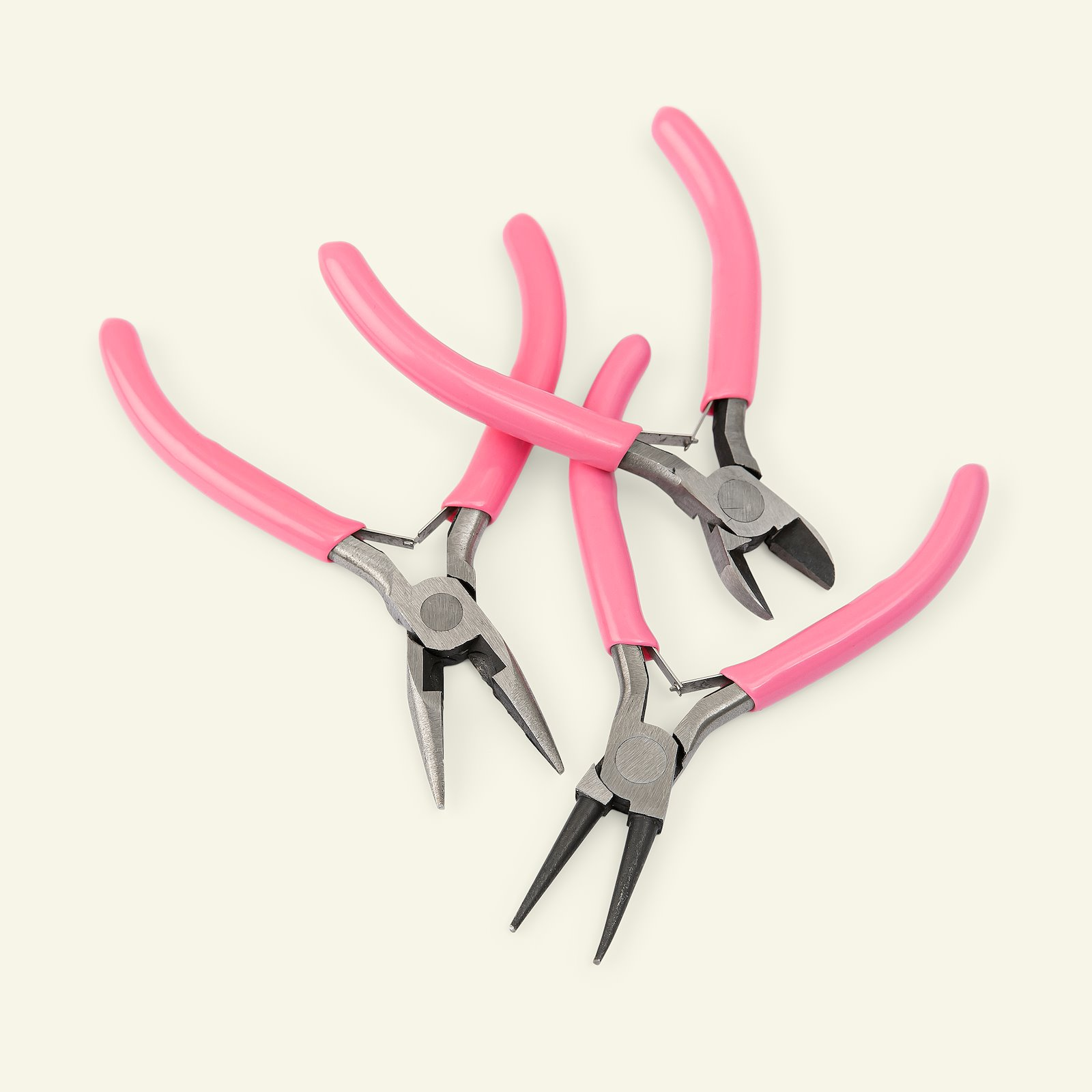 Pliers for jewellery making 1 set 74104_pack