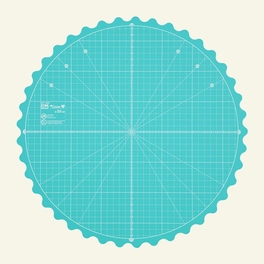 Prym Love rotating cutting mat 35cm 42064_pack