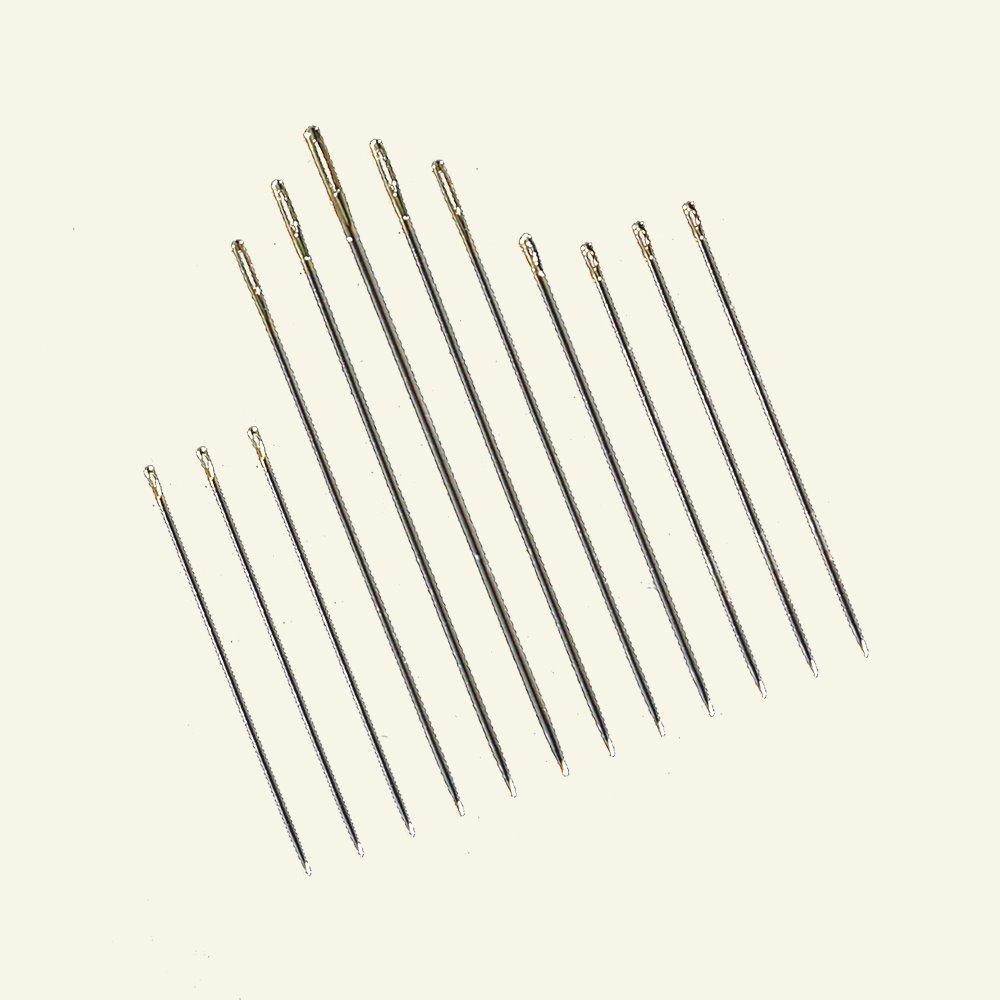 Prym needles asstd 12pcs 46641_pack