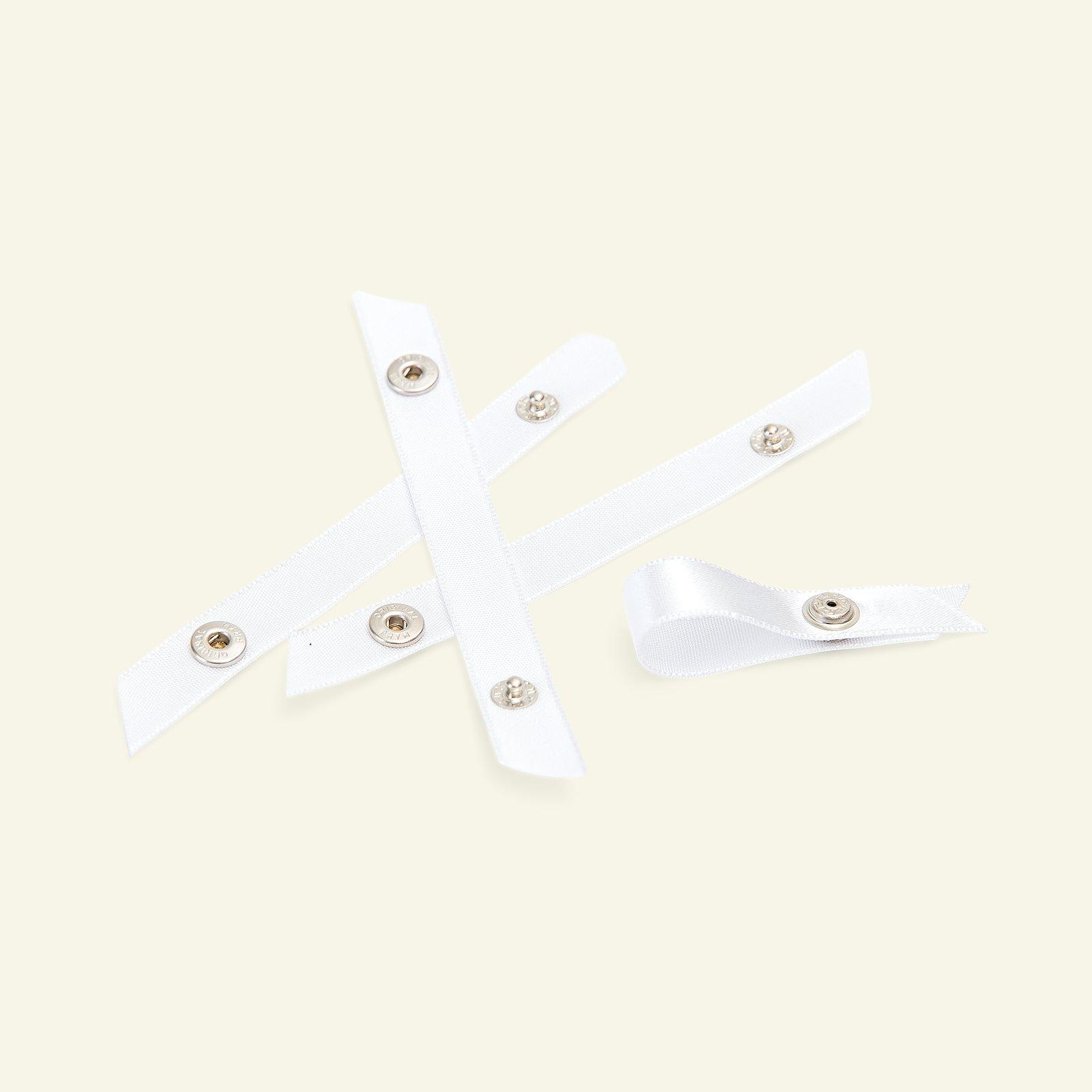 Prym Shoulder Strap Retainers white 4pcs 44905_pack
