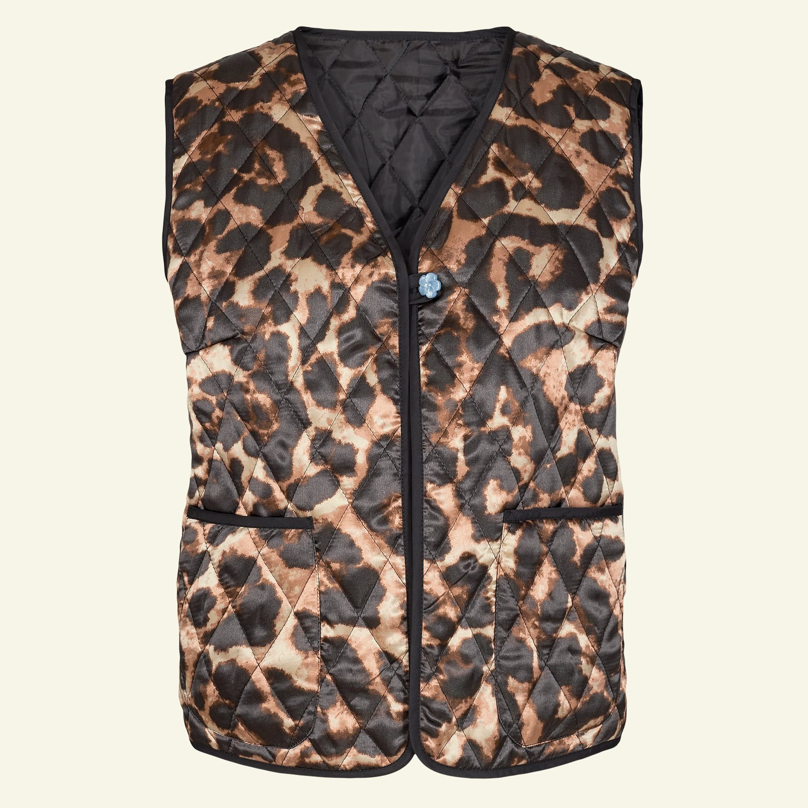 Quilted jacket and waistcoat, 34/6 p24047_920226_64080_sskit