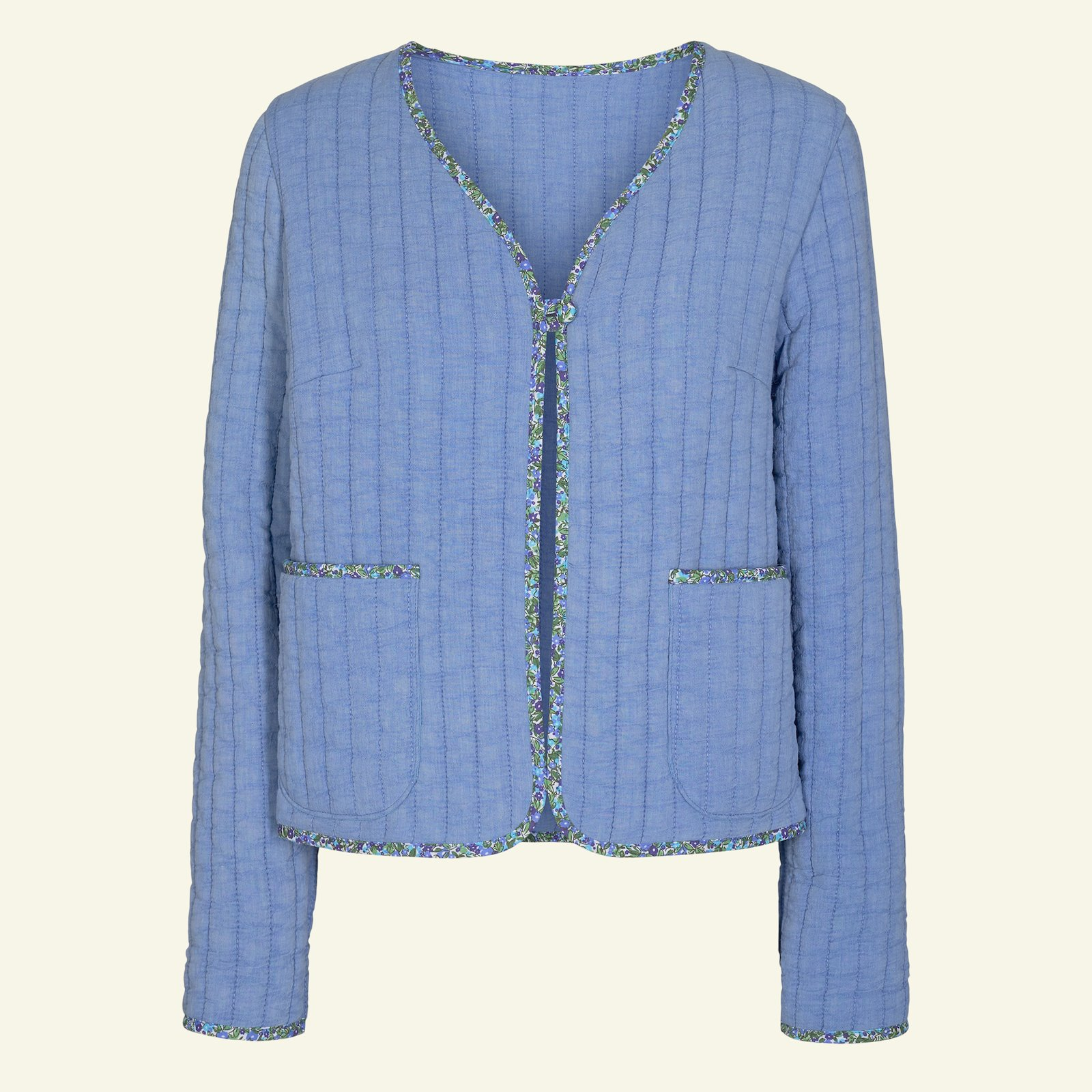 Quilted jacket and waistcoat, 34/6 p24047_920229_64110_43507_sskit