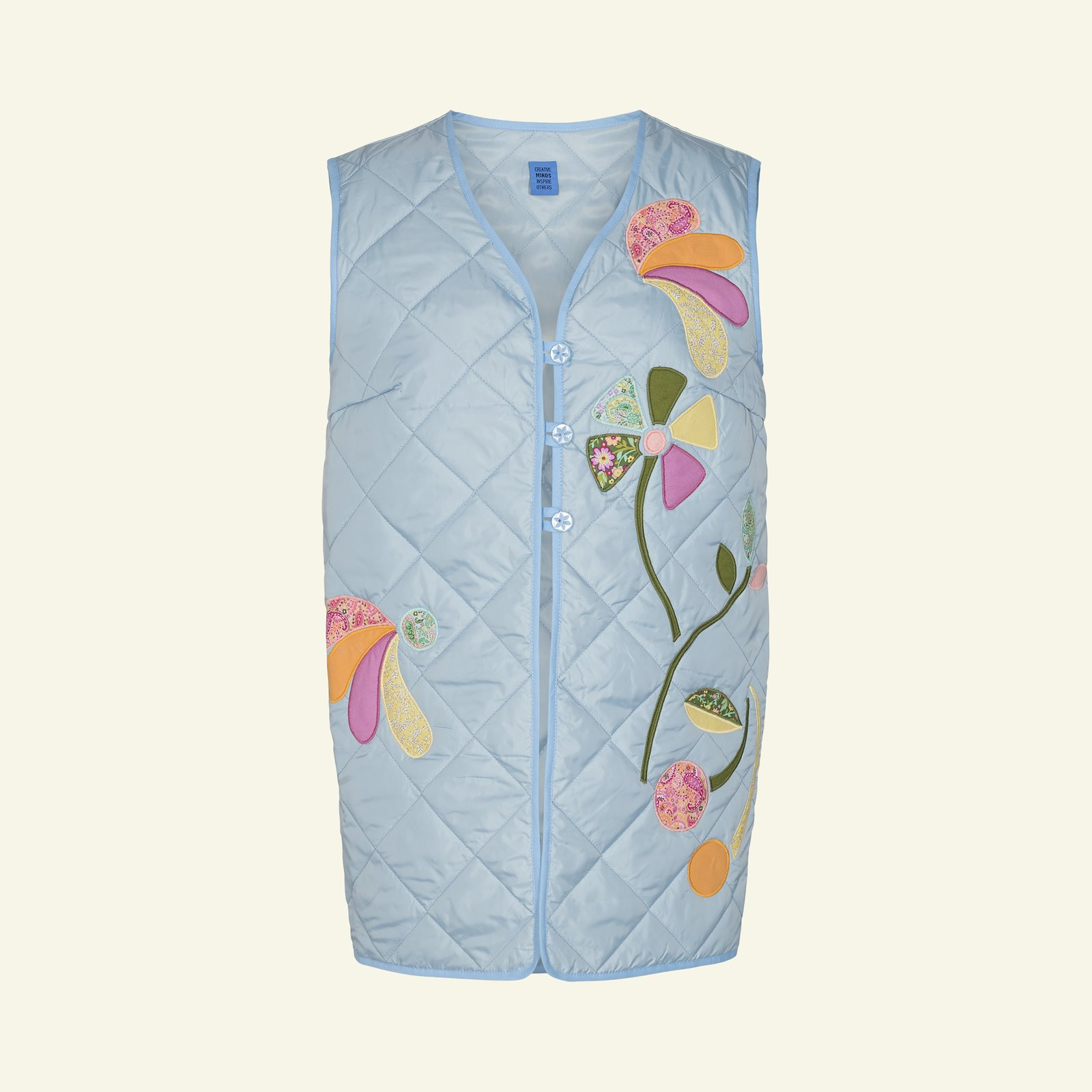 Quilted jacket and waistcoat, 44/16 p24047_920225_66019_33224_sskit