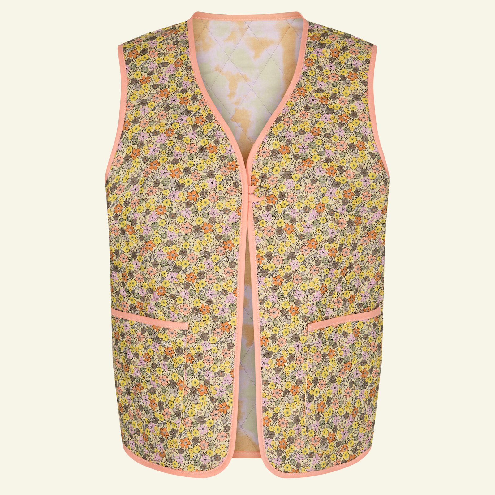 Quilted jacket and waistcoat, 44/16 p24047_920228_4295_66007_43507_sskit