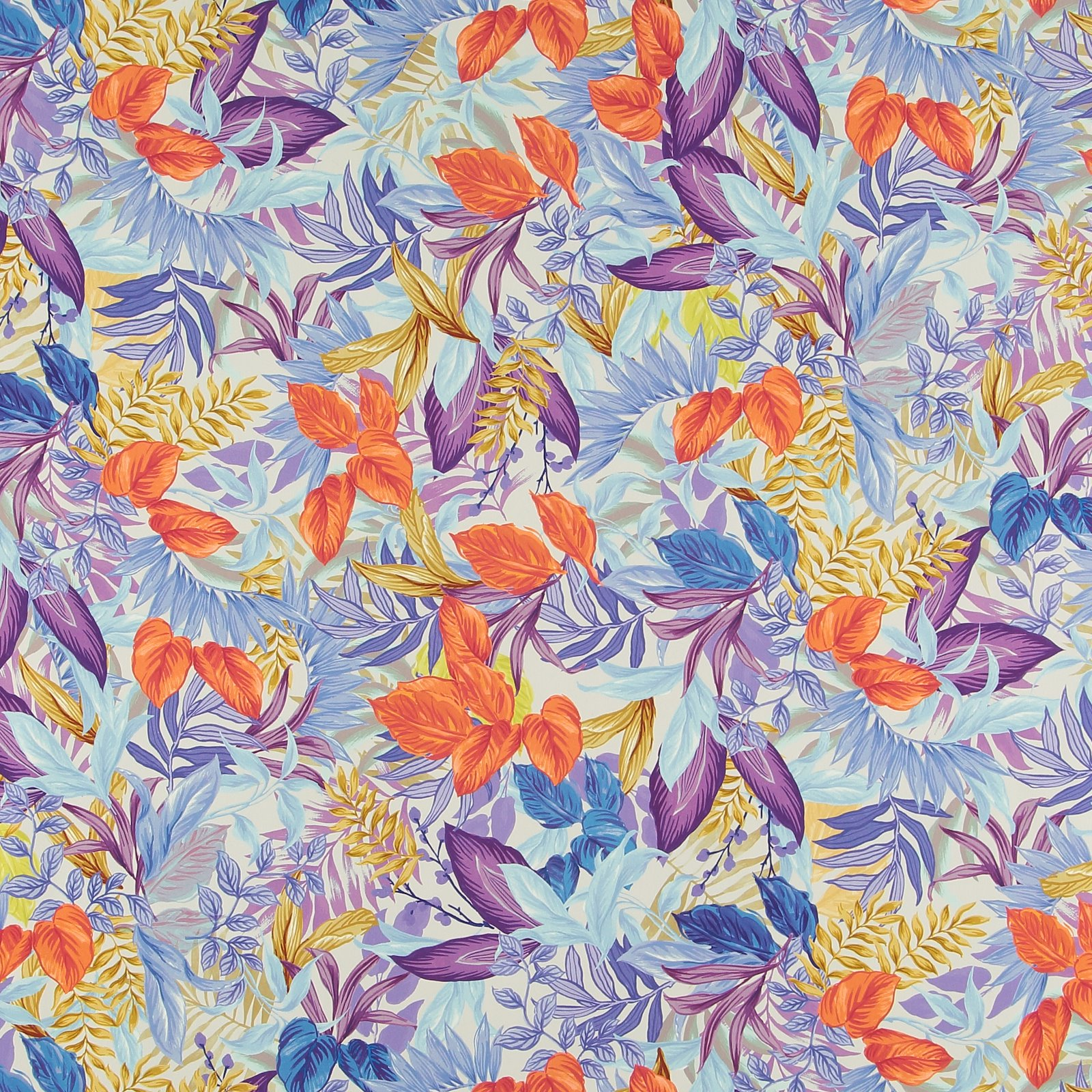Recycled crepe satin w multicolored leaf 600532_pack_sp