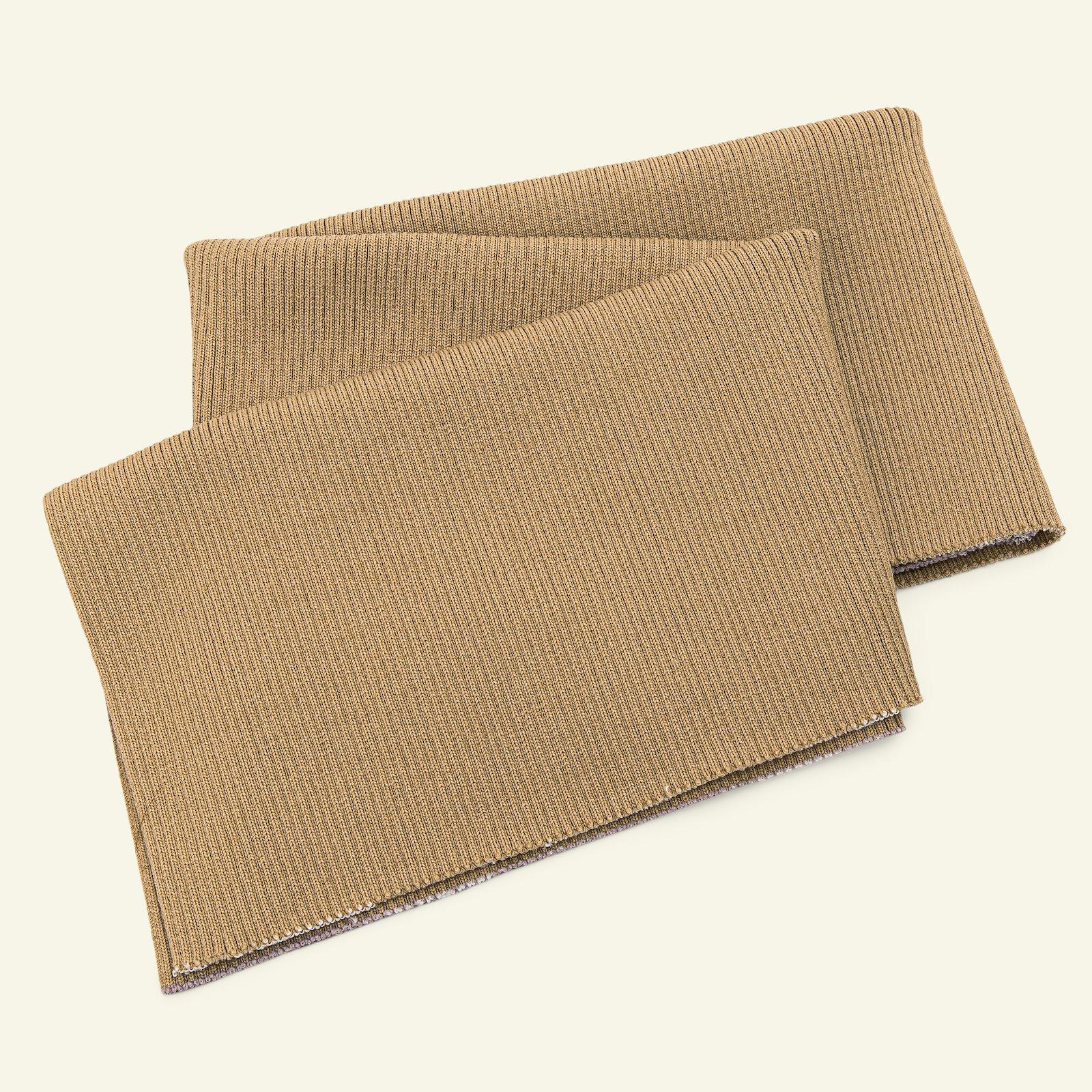 Rib 2x2 30x90cm dark beige 1pc 22380_pack