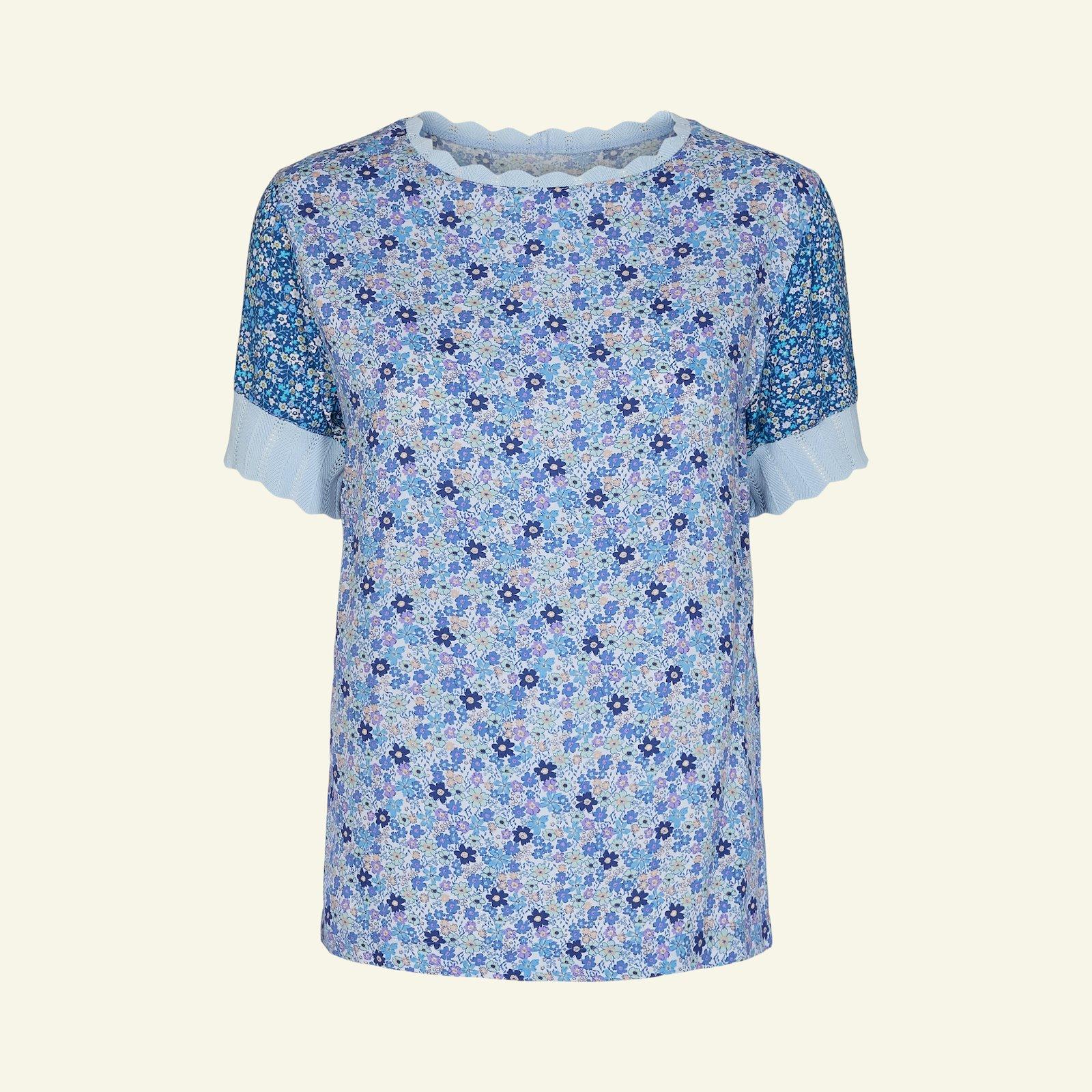 Rib knitted 6x55cm light blue 1pc p22061_710638_710639_96136_sskit