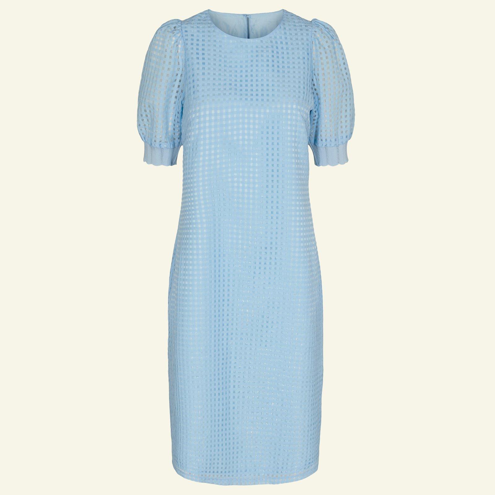 Rib knitted 6x55cm light blue 1pc p23166_631260_96136_sskit