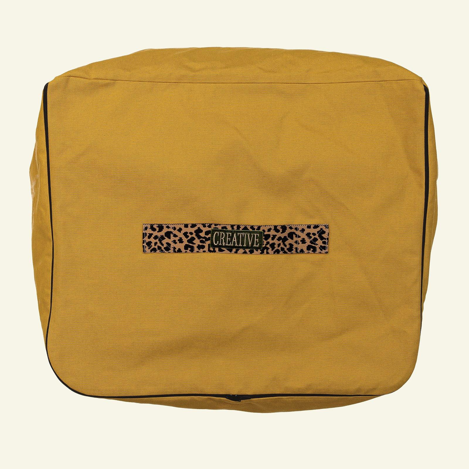 Ribbon 38mm leopard sand/black 2m p90327_780261_21458_21398_sskit