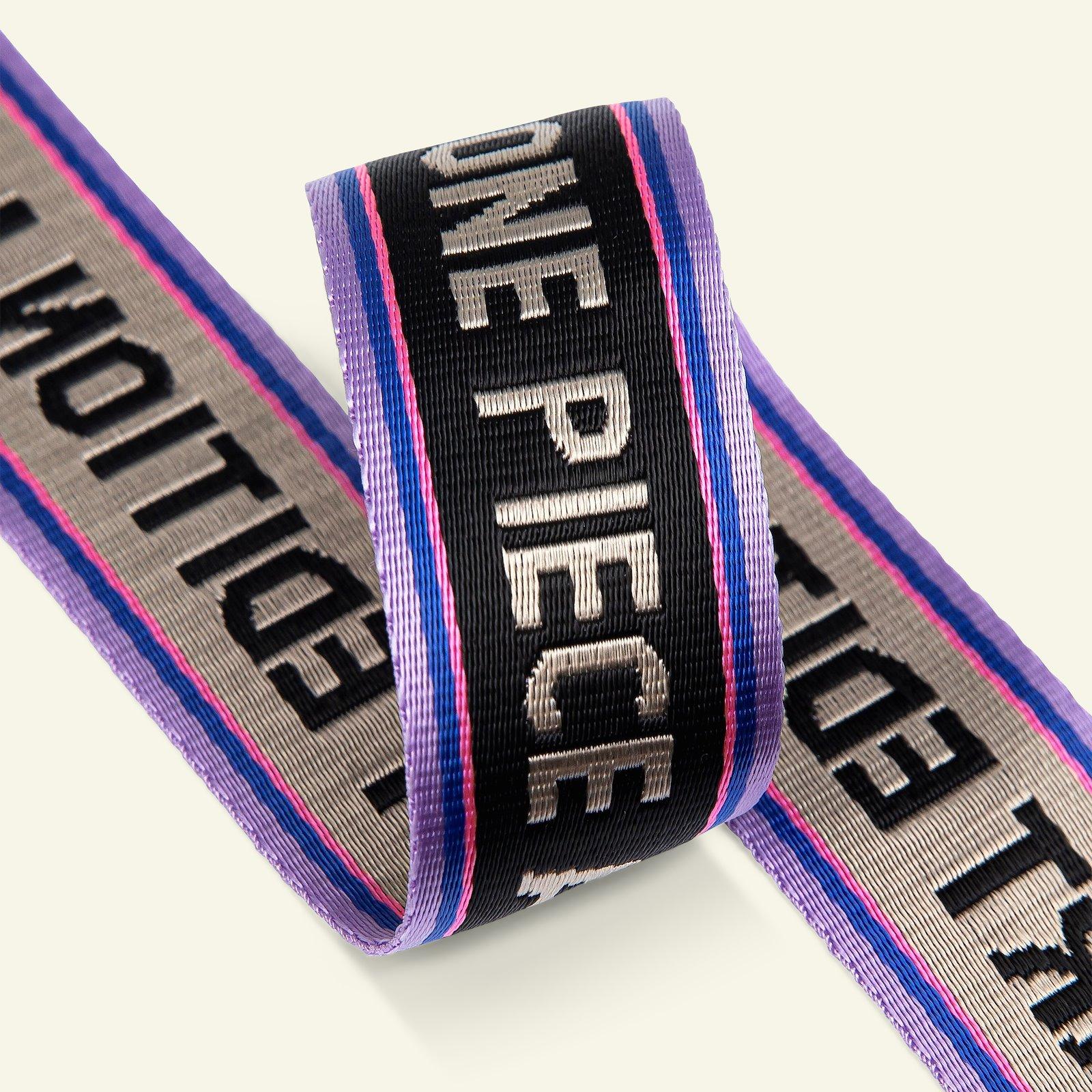 Ribbon One Piece Art Editi 38mm black 2m 21429_pack
