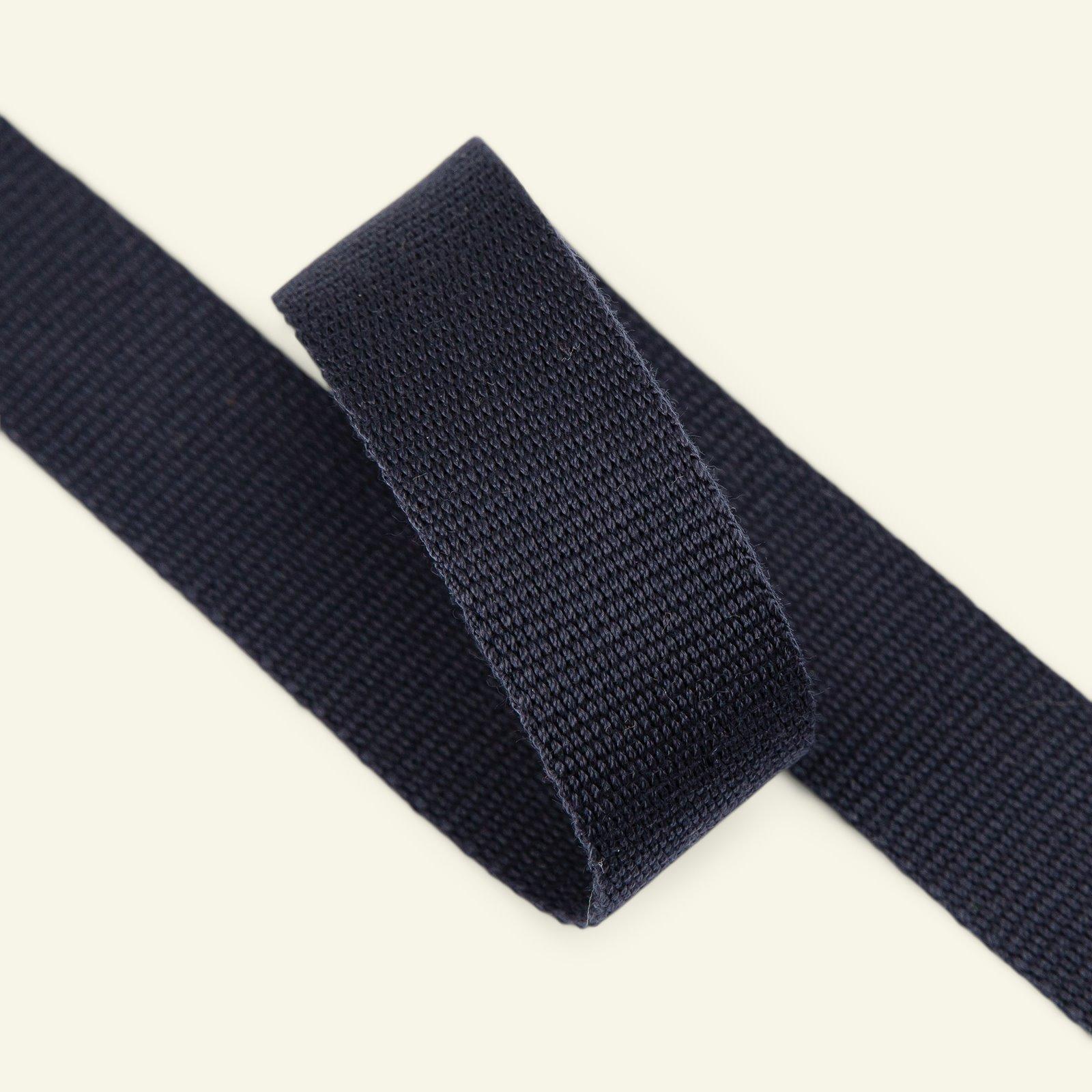 Ribbon woven 25mm navy 3m 22321_pack