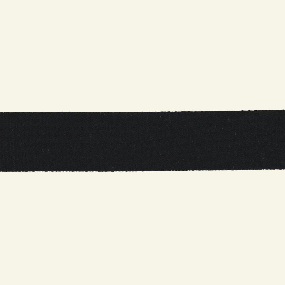 Ribbon woven 32mm black 3m 21341_pack