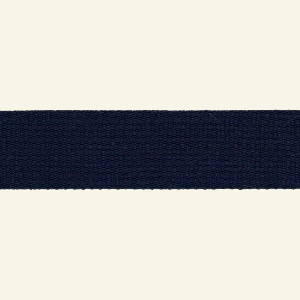 Ribbon woven 32mm navy 3m 80173_pack