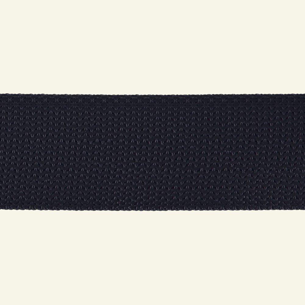 Ribbon woven 38mm black 3m 21346_pack