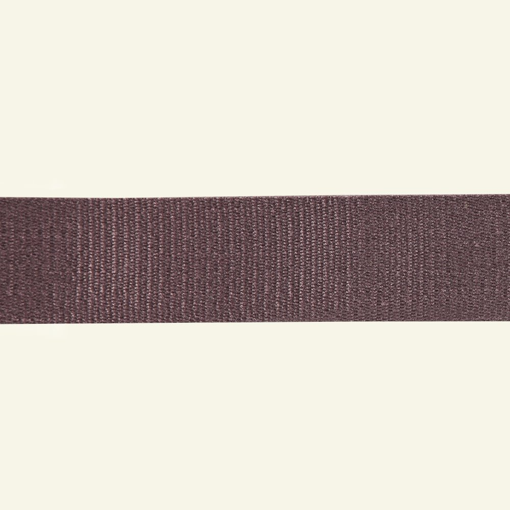 Ribbon woven 38mm heather 3m 21322_pack