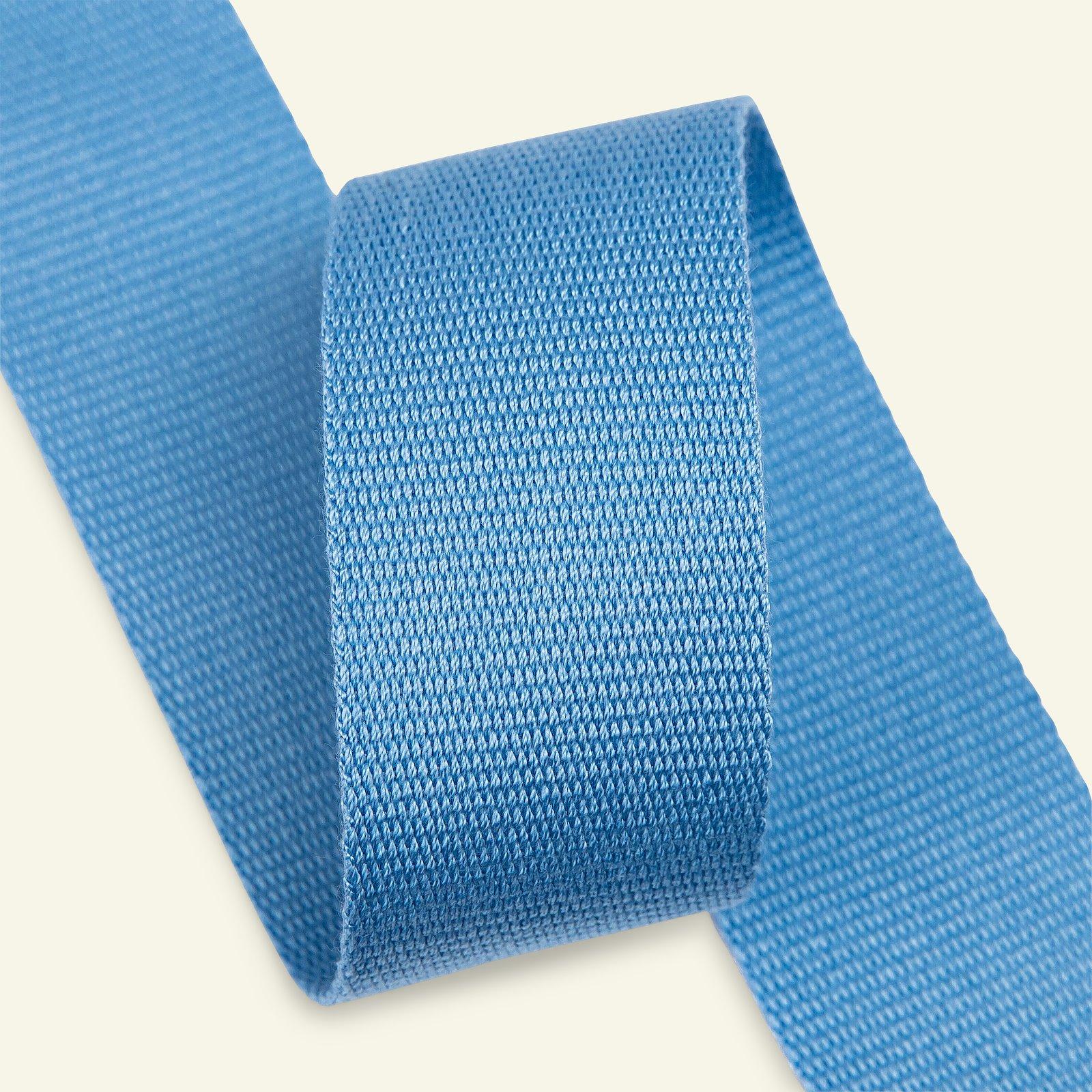 Ribbon woven 38mm light cobalt blue 3m 82312_pack