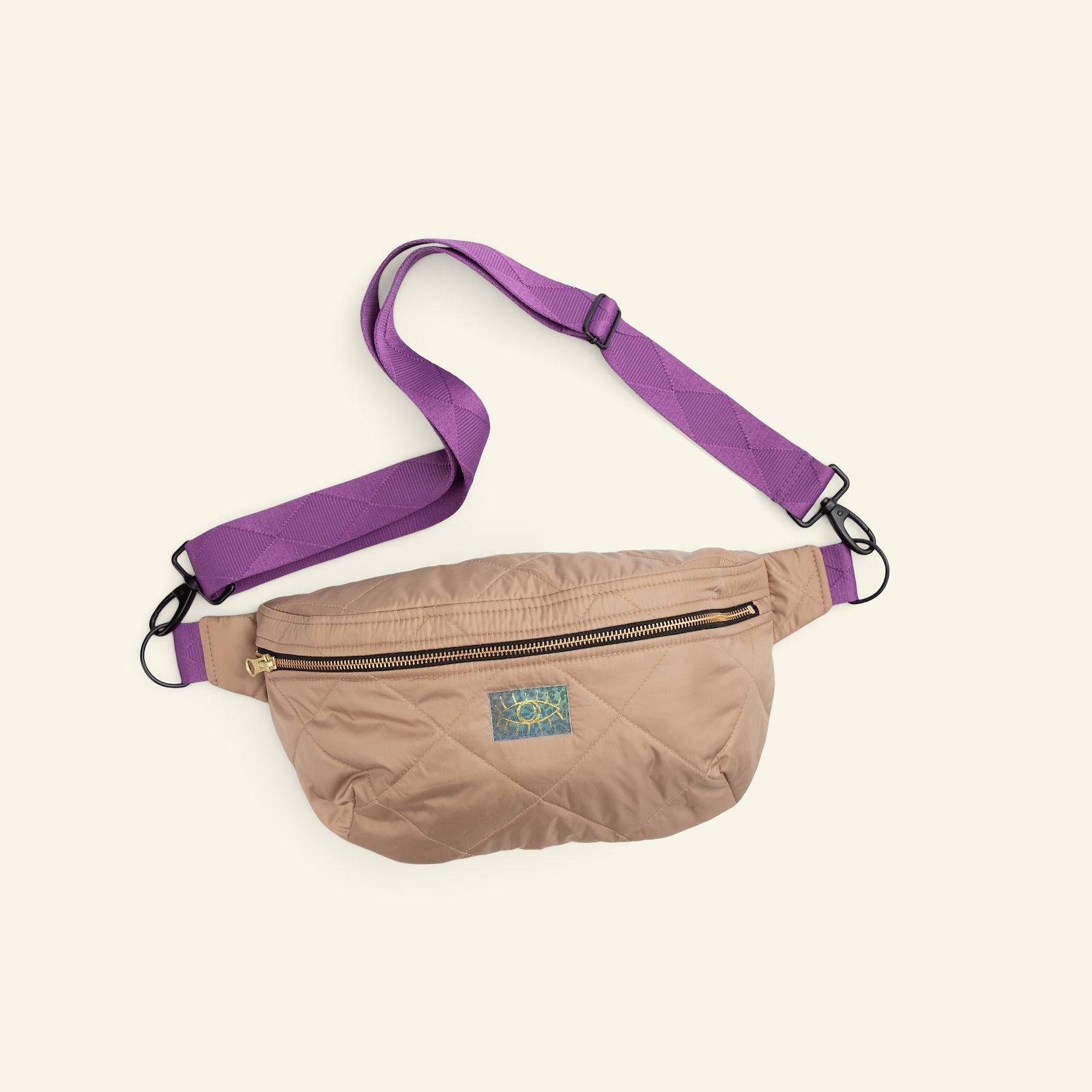 Ribbon woven squares 38mm purple 2m p90330_920233_22293_24817_z59373_sskit