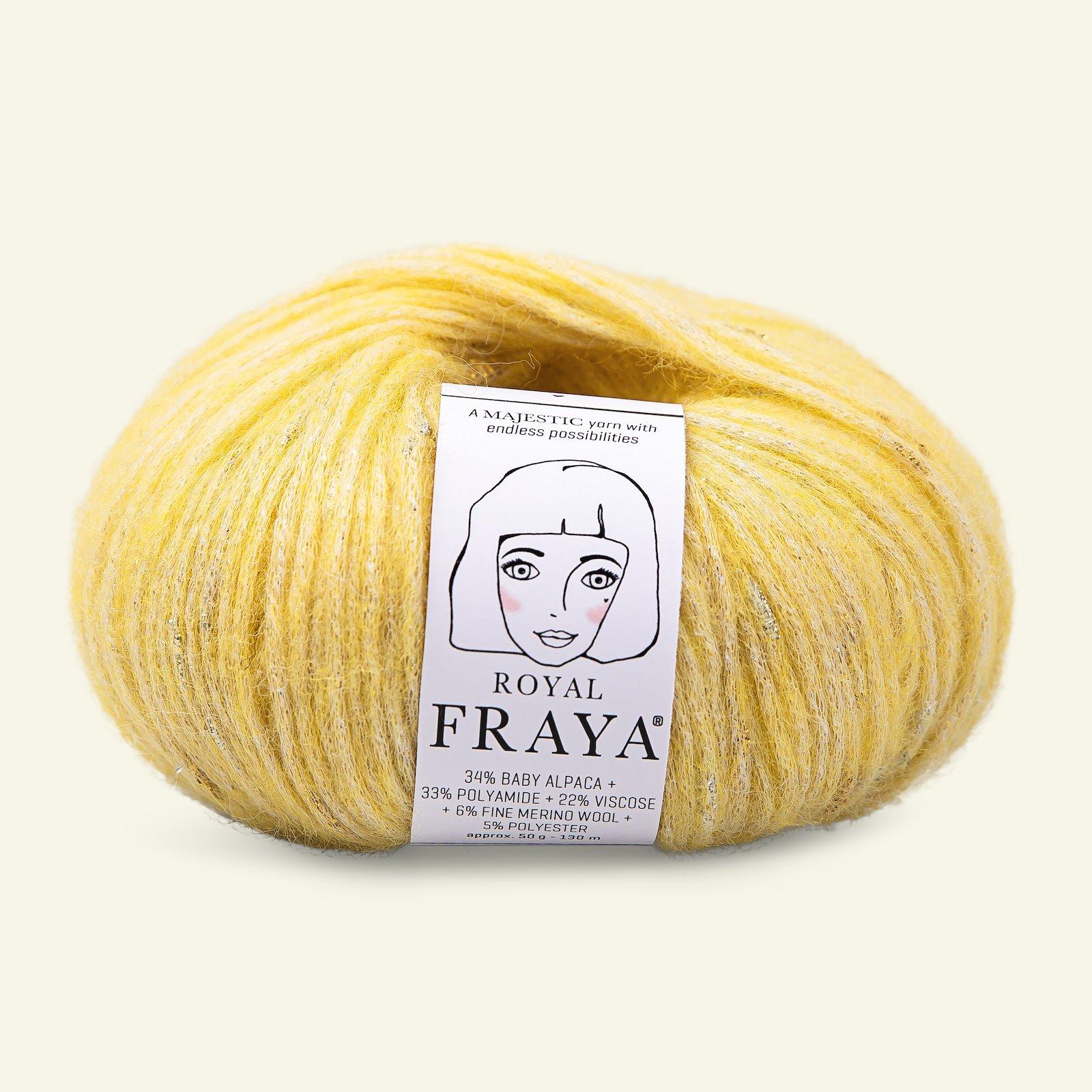 Royal 50g bright yellow 90000001_pack