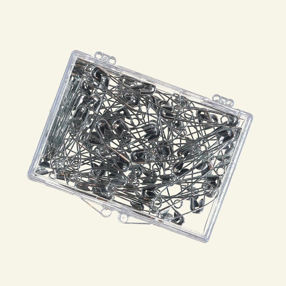 Safety pins 28mm 100pcs 46549_pack