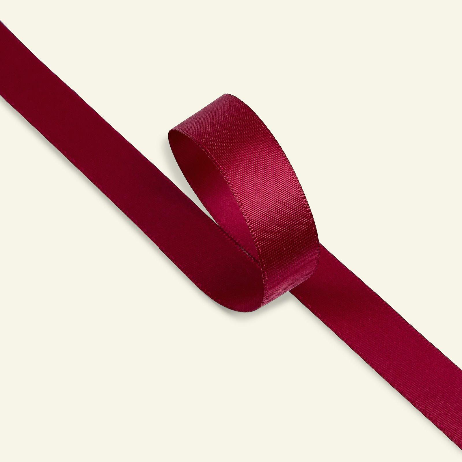 Satin ribbon 15mm bordeaux 25m 27314_pack