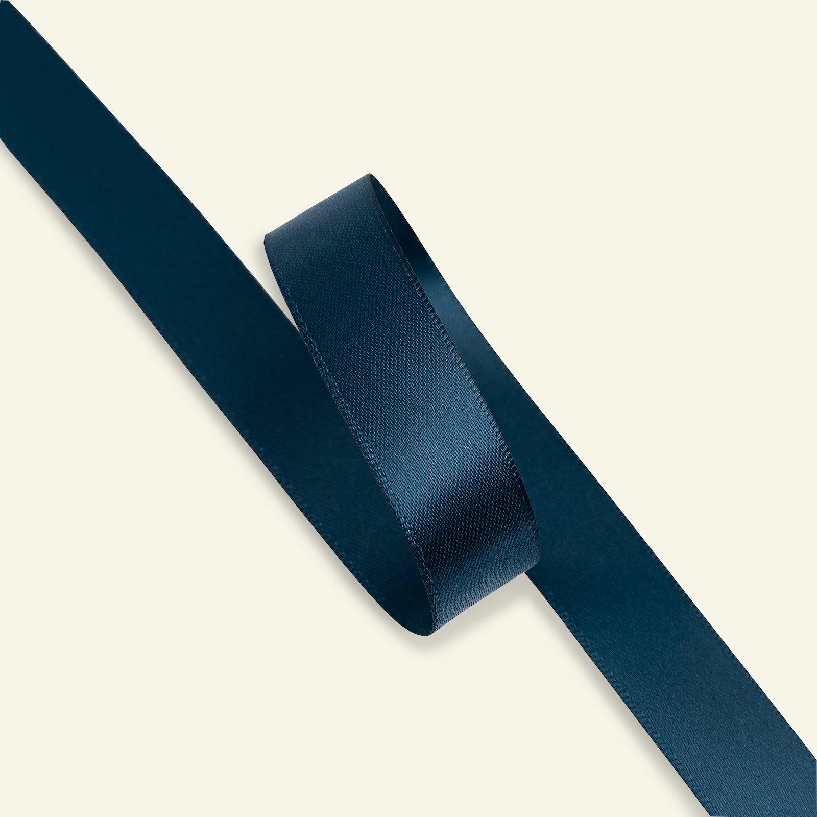 Satin ribbon 15mm petrol 25m 27329_pack