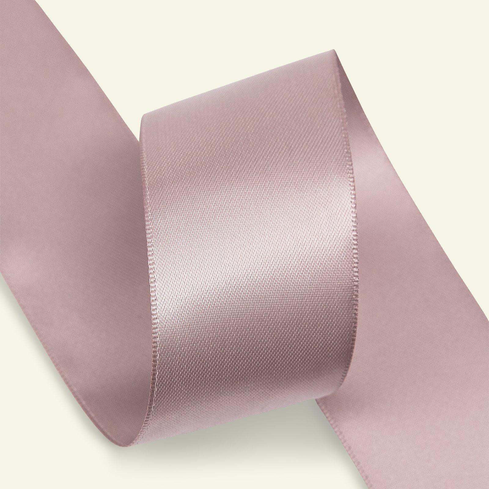 Satin ribbon 38mm light heather 25m 27577_pack