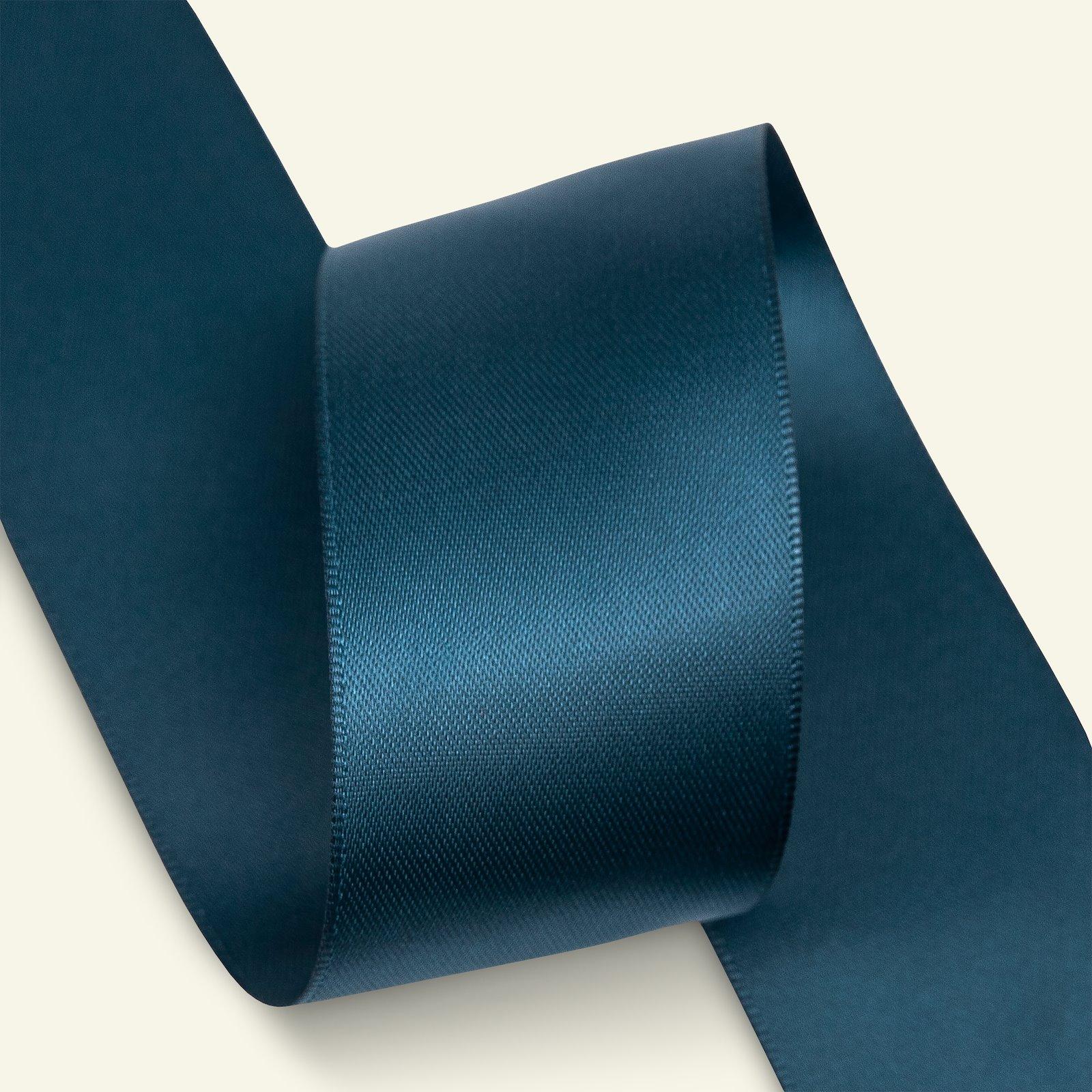 Satin ribbon 38mm petrol 25m 27529_pack
