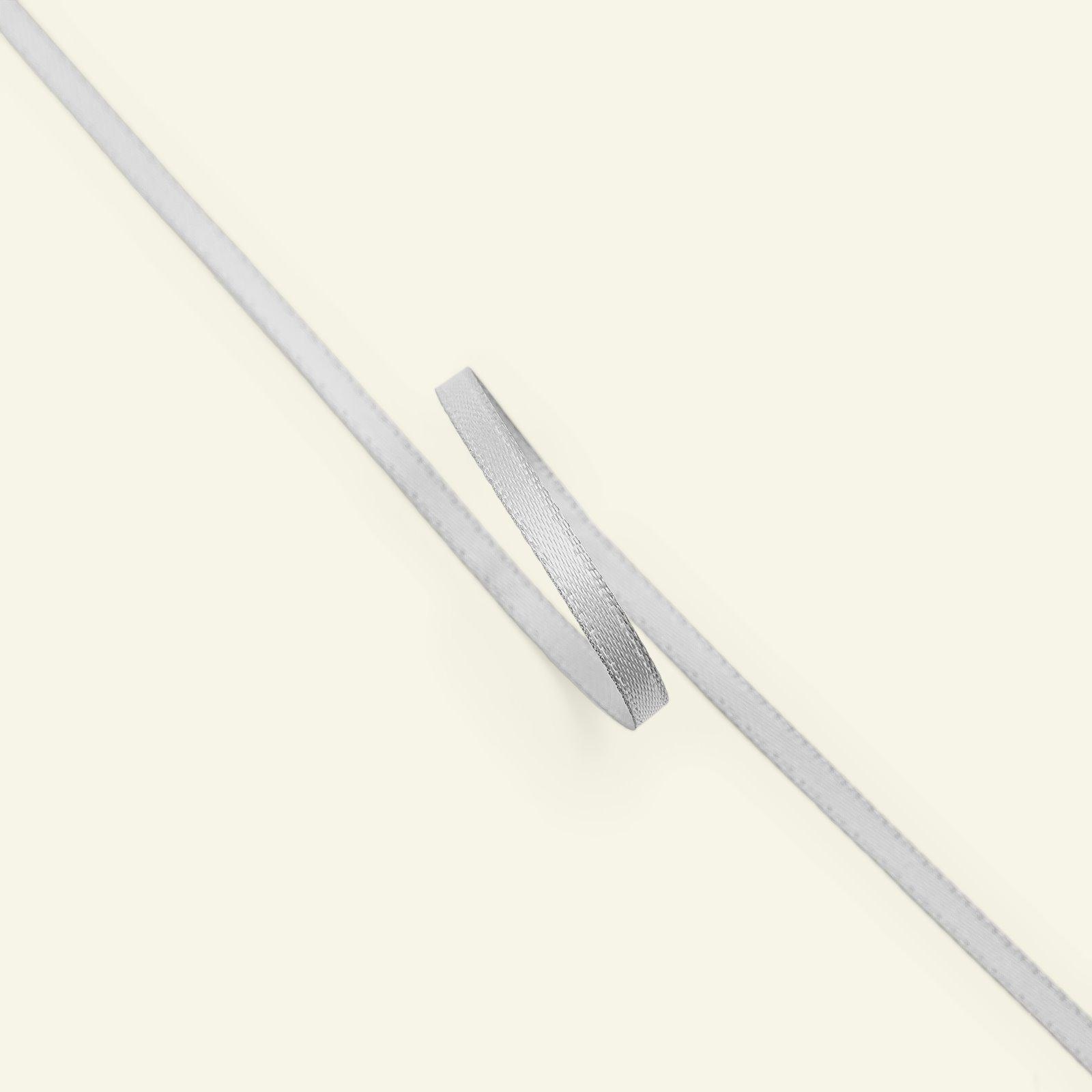 Satin ribbon 3mm grey 25m 27141_pack