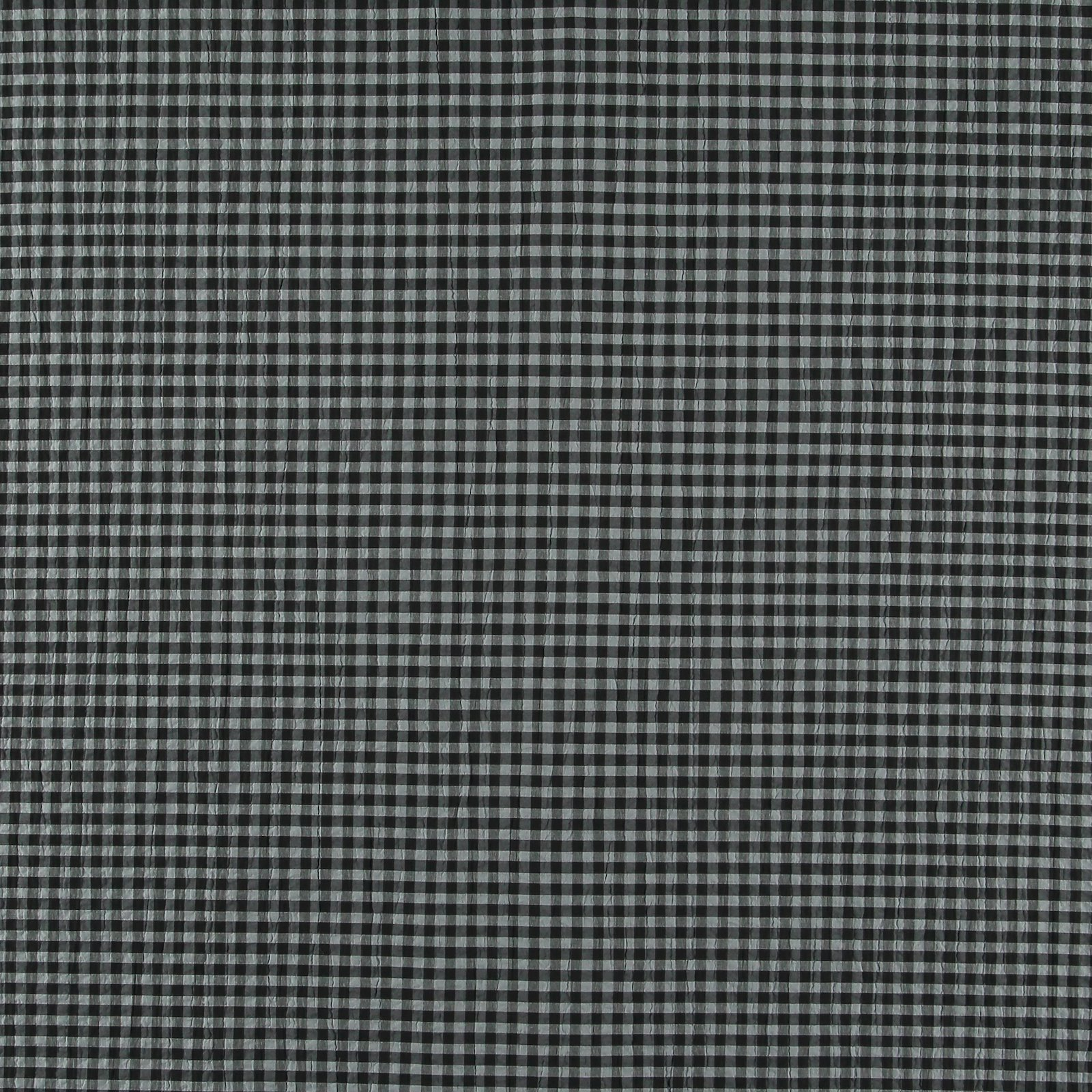 Seersucker black/bluegrey YD check 580075_pack_sp