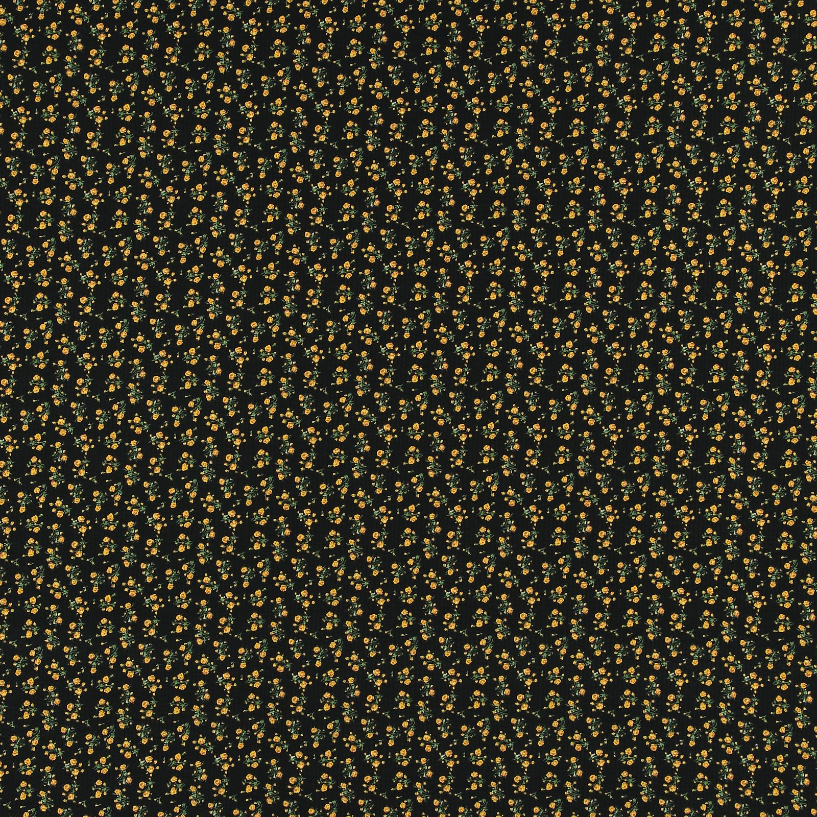 Seersucker black w yellow petite flowers 580057_pack_sp