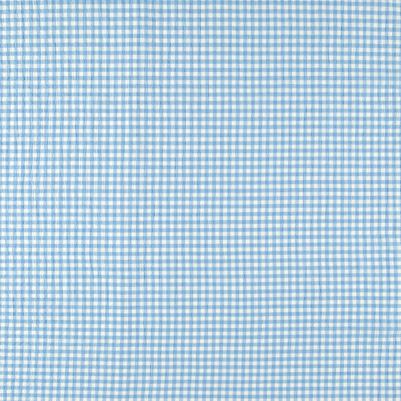 Seersucker light blue YD check 510967_pack_sp