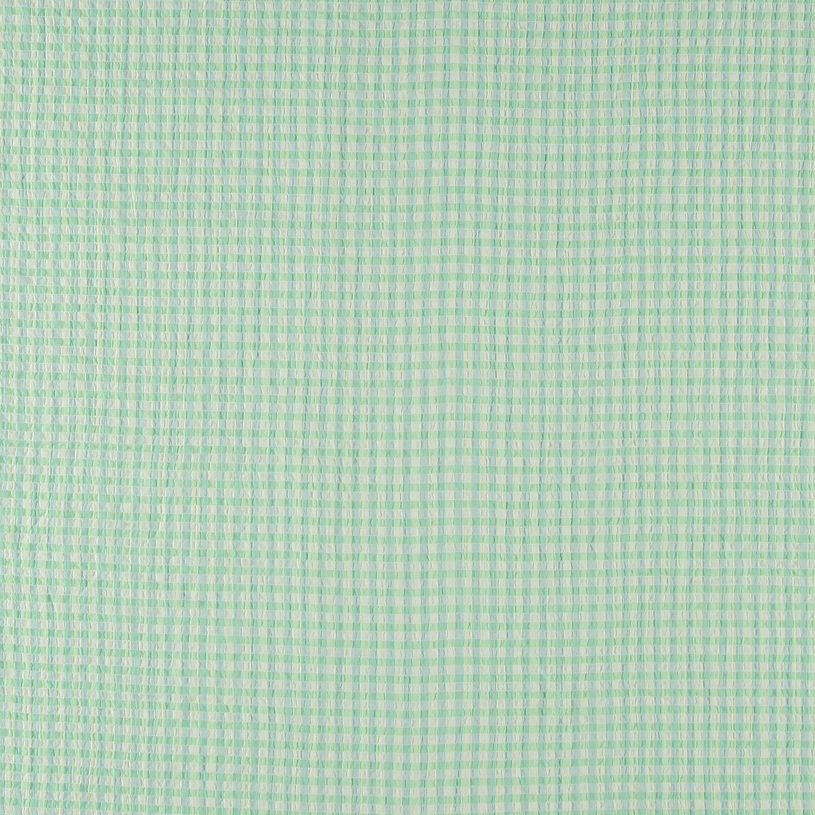 Seersucker mint/lightblue YD check 580040_pack_sp