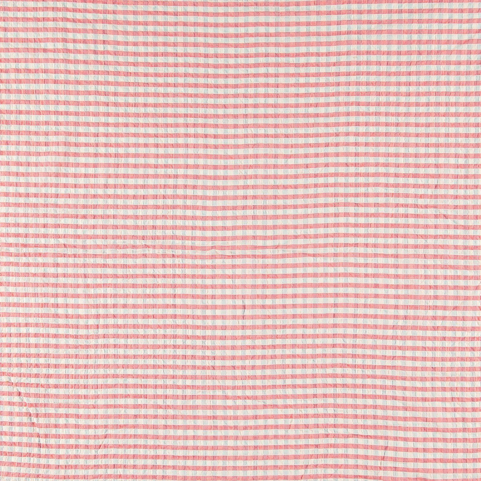 Seersucker white/pink YD check 580064_pack_sp