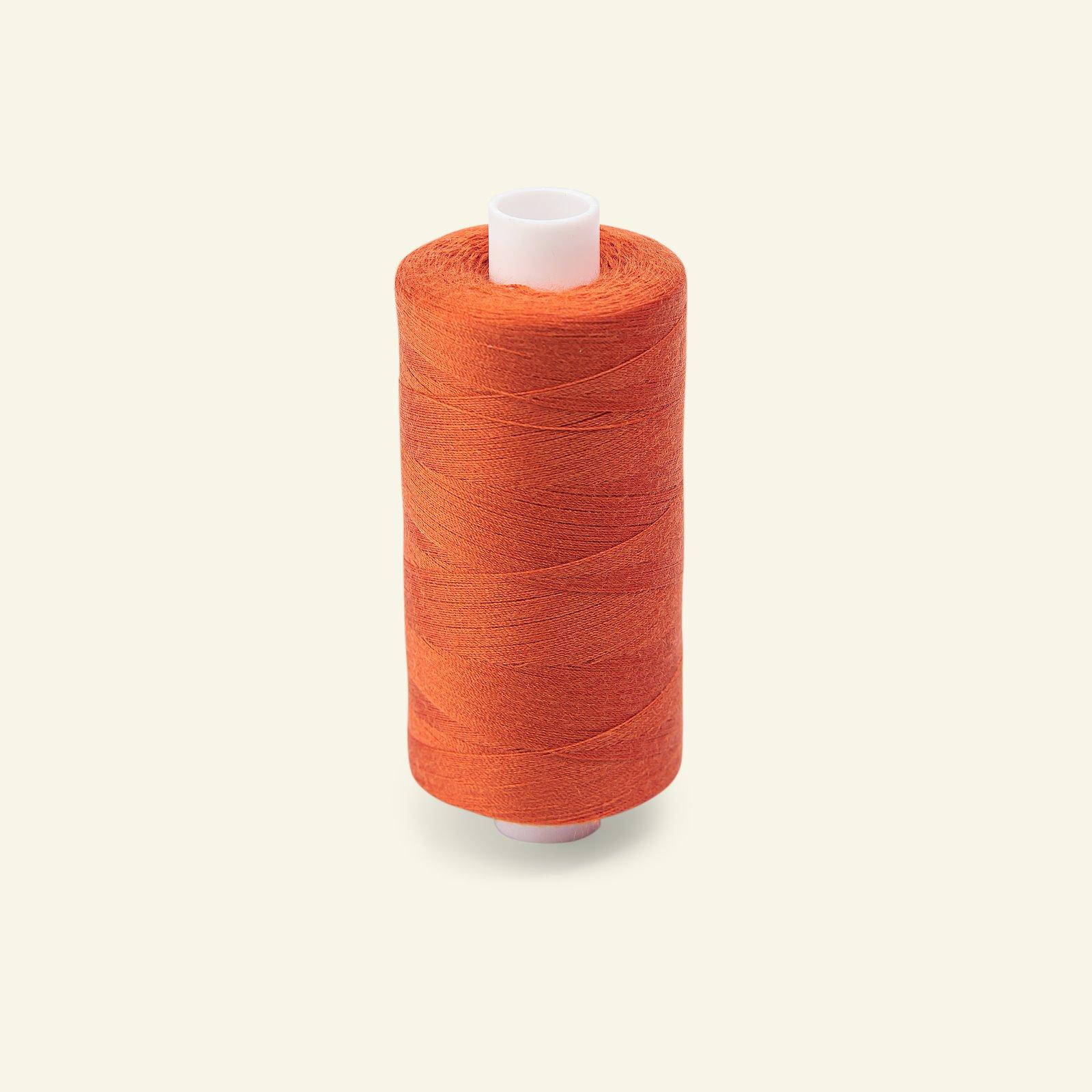 Sewing thread burned orange 1000m 12094_pack