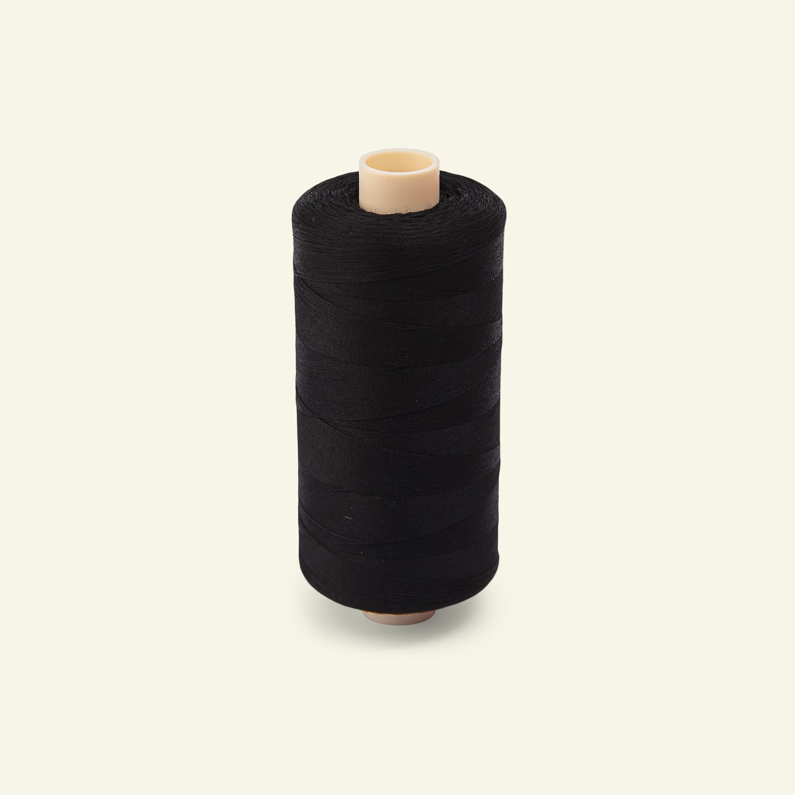 Sewing thread cotton black 1000m 14043_pack
