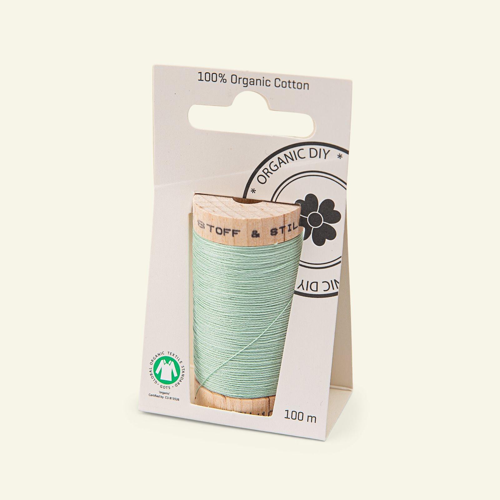 Sewing thread organic cotton mint 100m 18092_pack_b