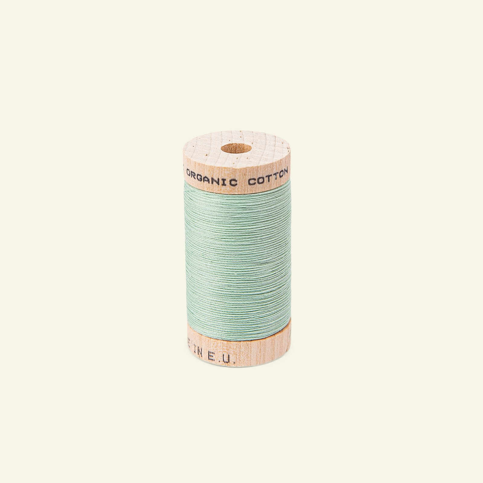 Sewing thread organic cotton mint 100m 18092_pack