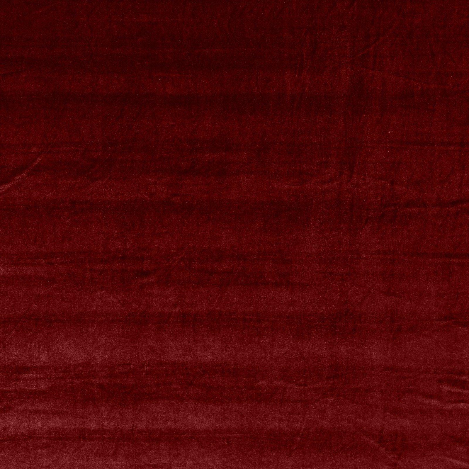 Shiny stretch velvet dark red 250690_pack_solid