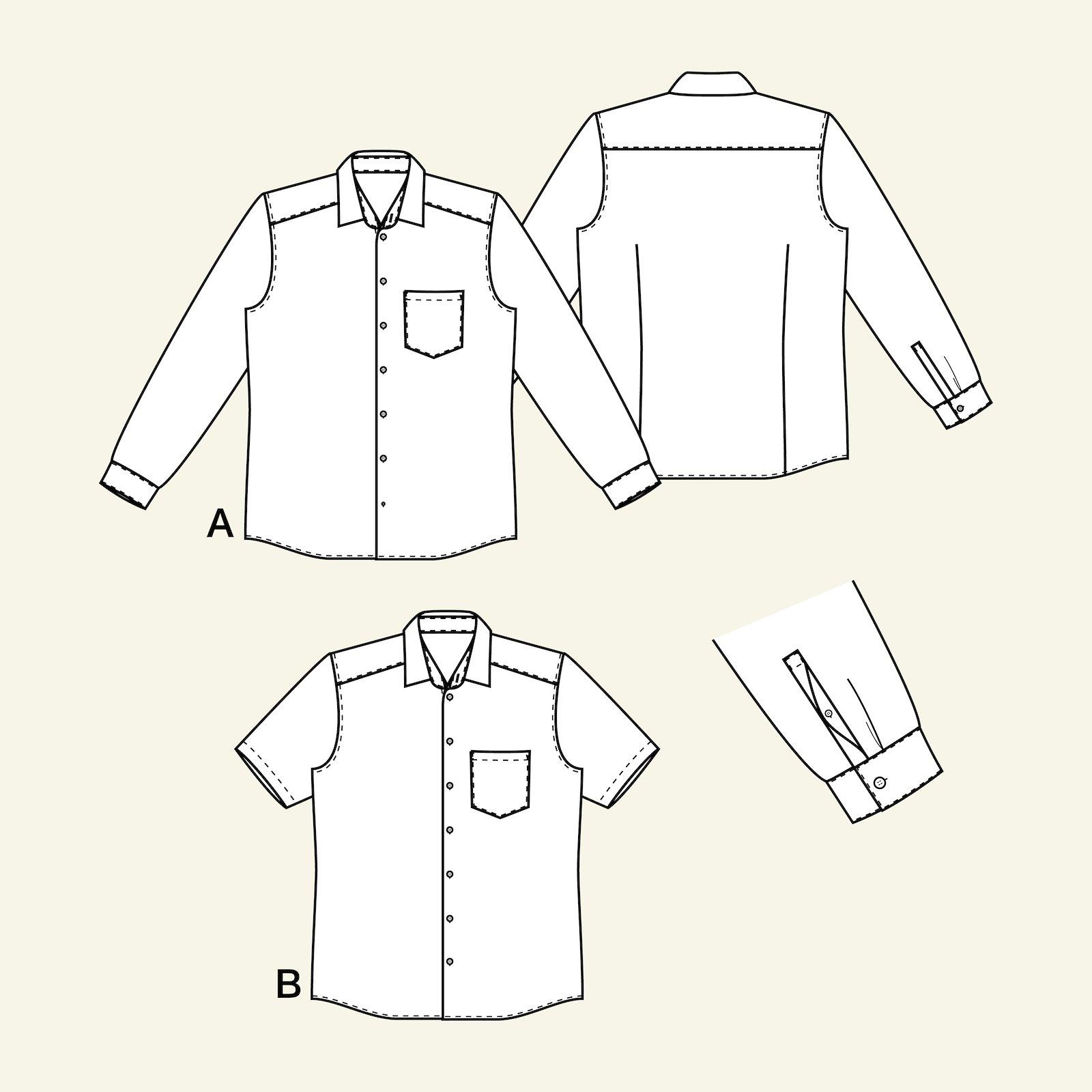 Shirt, S p87001_pack