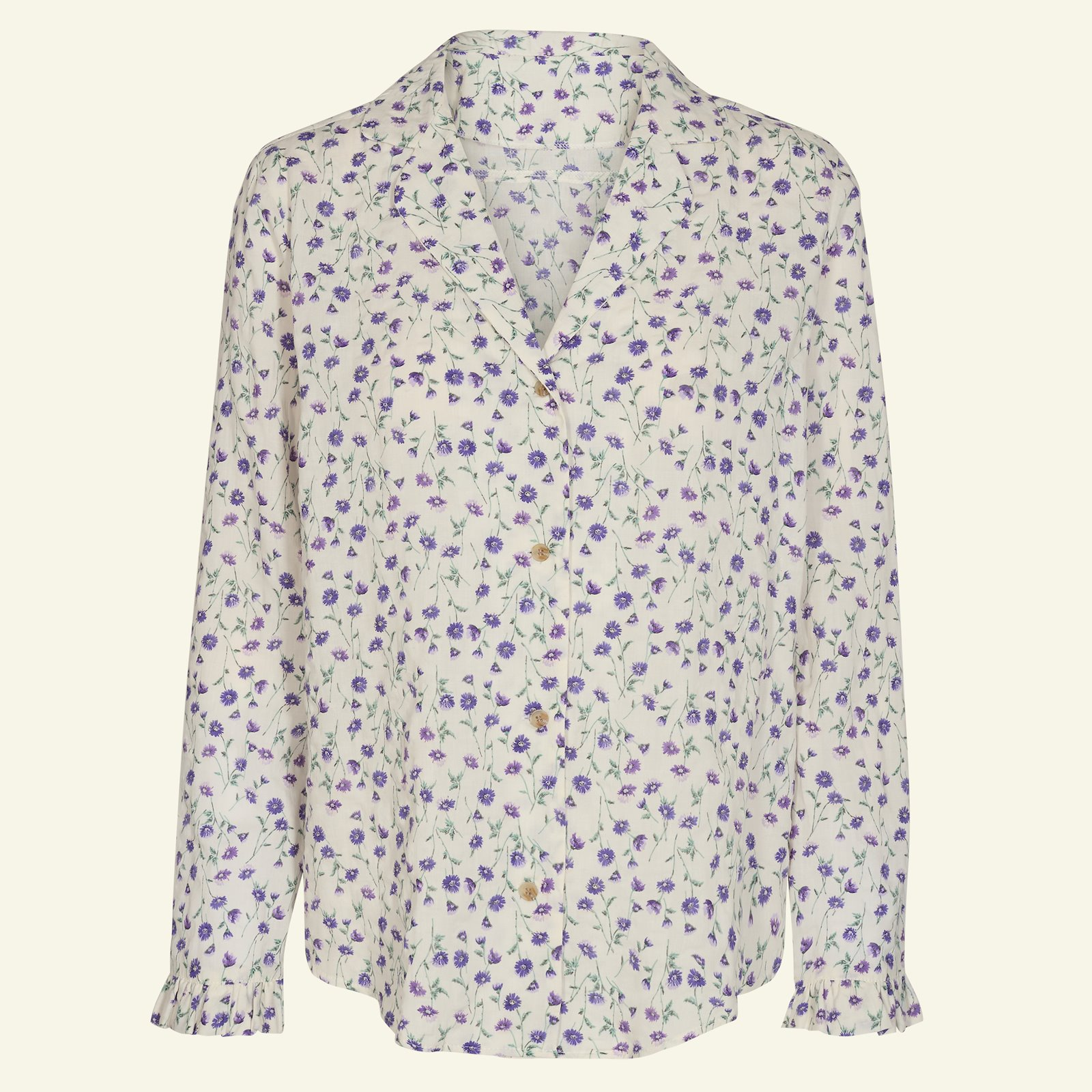 Shirt with ¾ sleeve length, 46/18 p22058_580051_40228_sskit