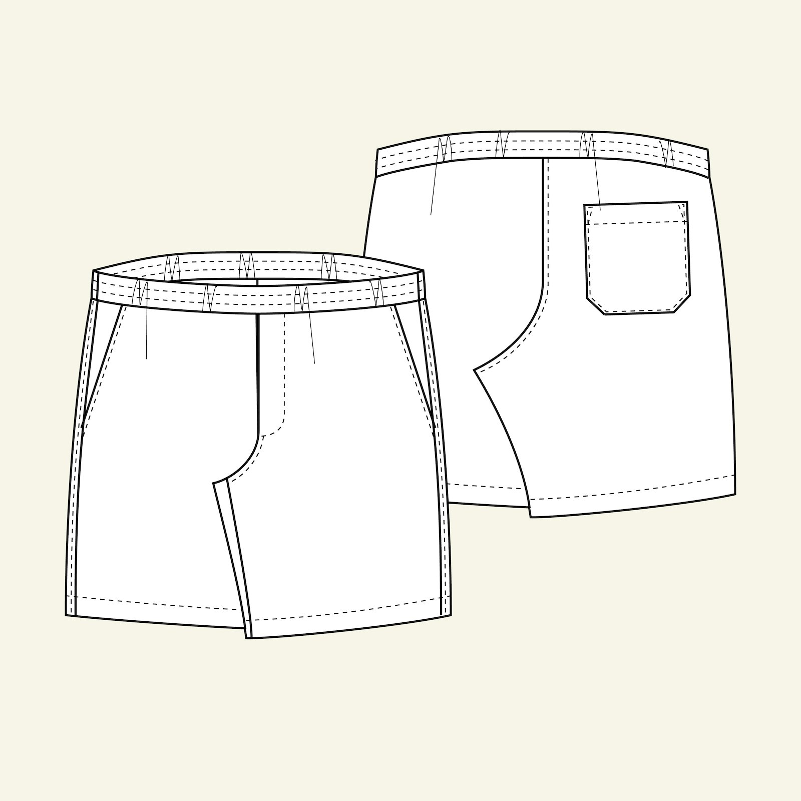 Shorts, 54/26 p85002_pack